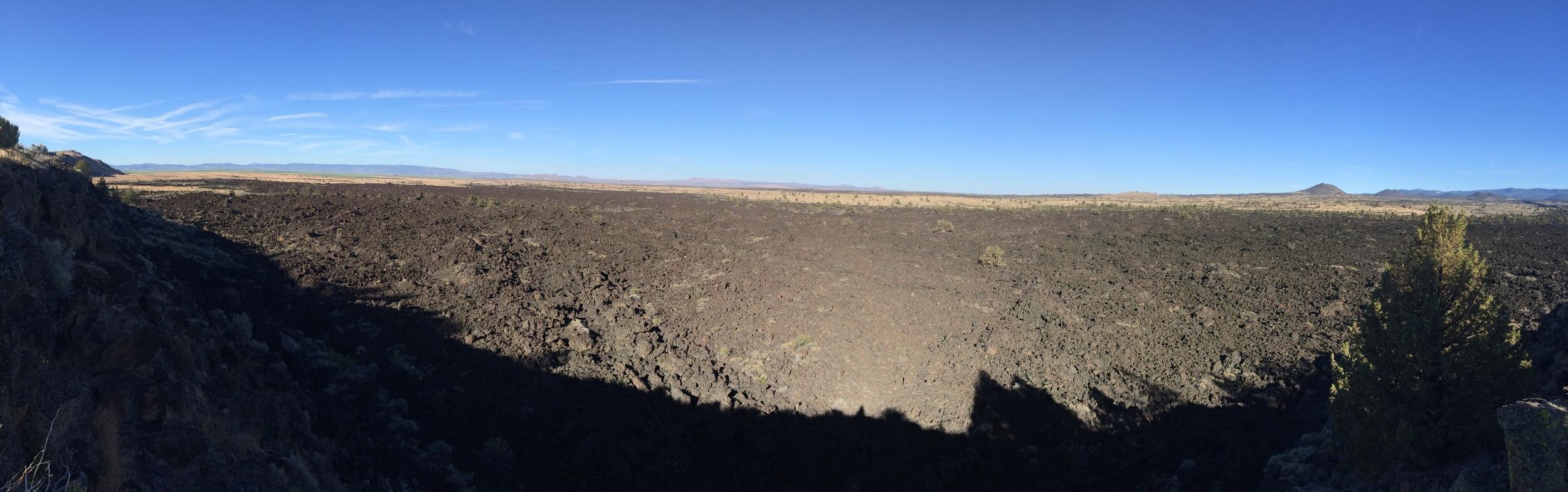 Devils Homestead, Lava Tubes National Monument