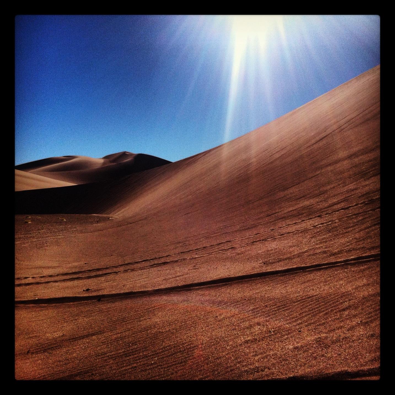 Big Dune, Nevada, 2012