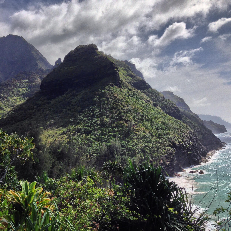 Kalalau Trail, Kauai, 2014