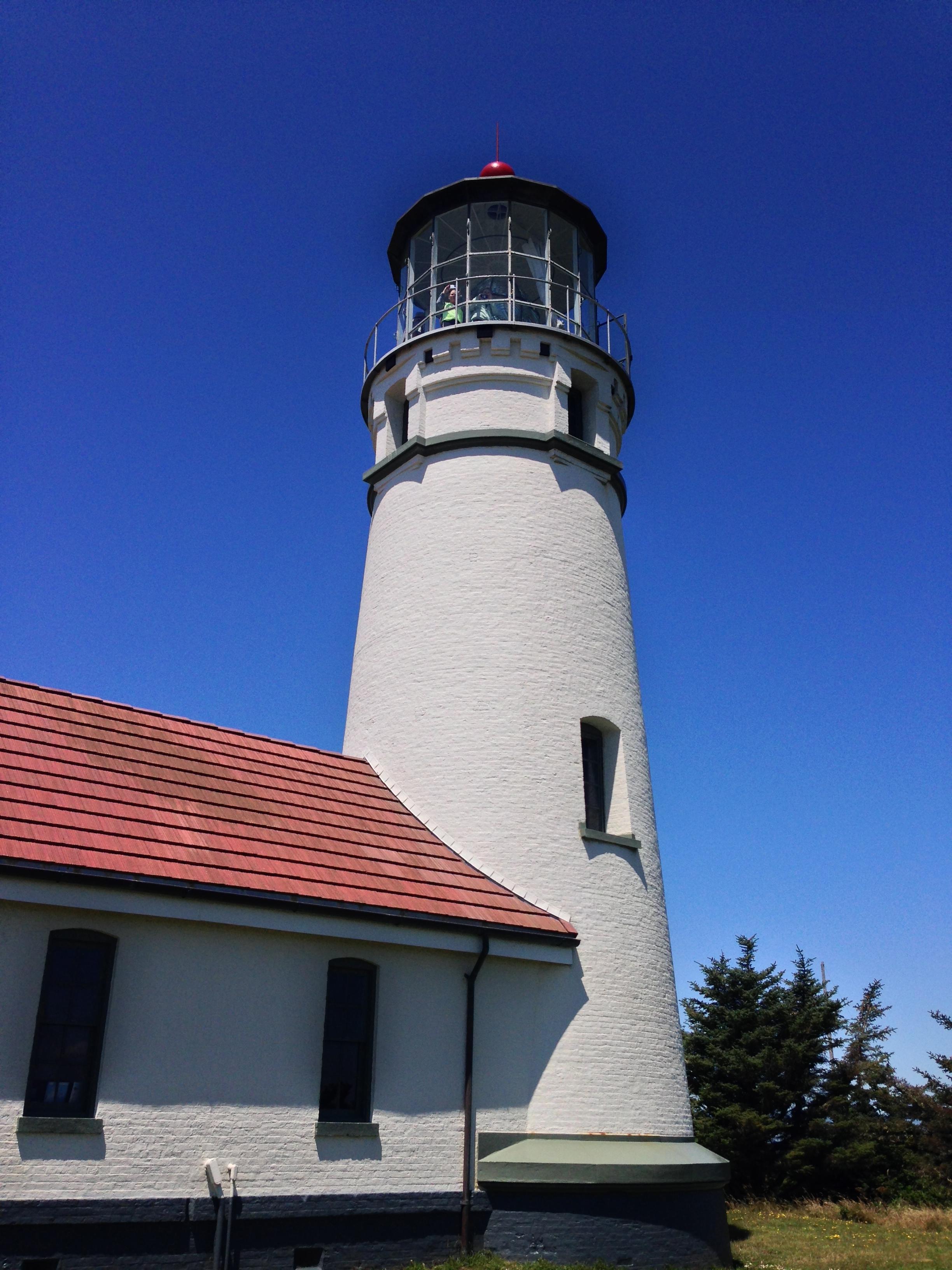 Cape Blanco Lighthouse, July 2014