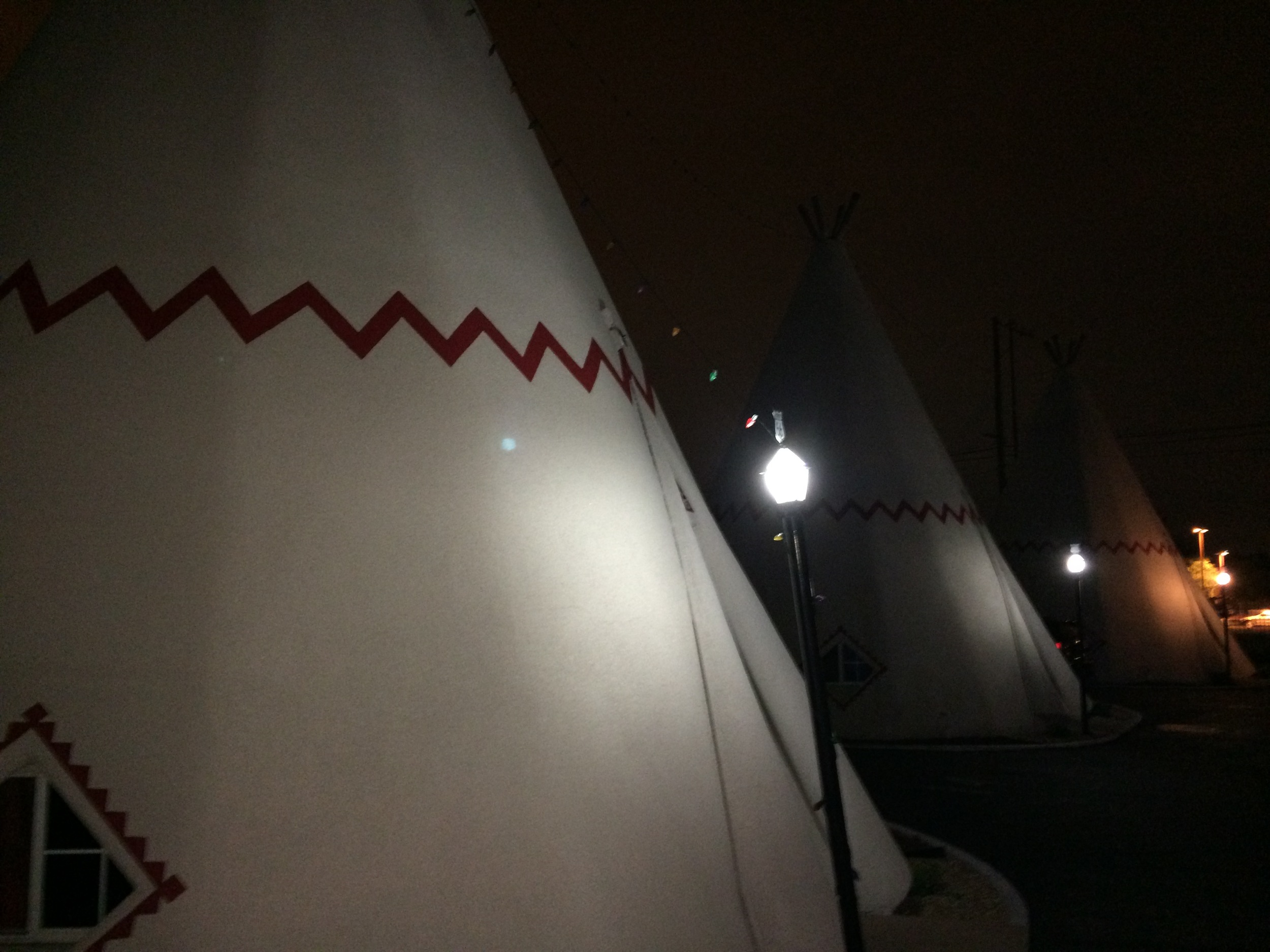 The Wigwam Motel - a classic part of Route 66 History
