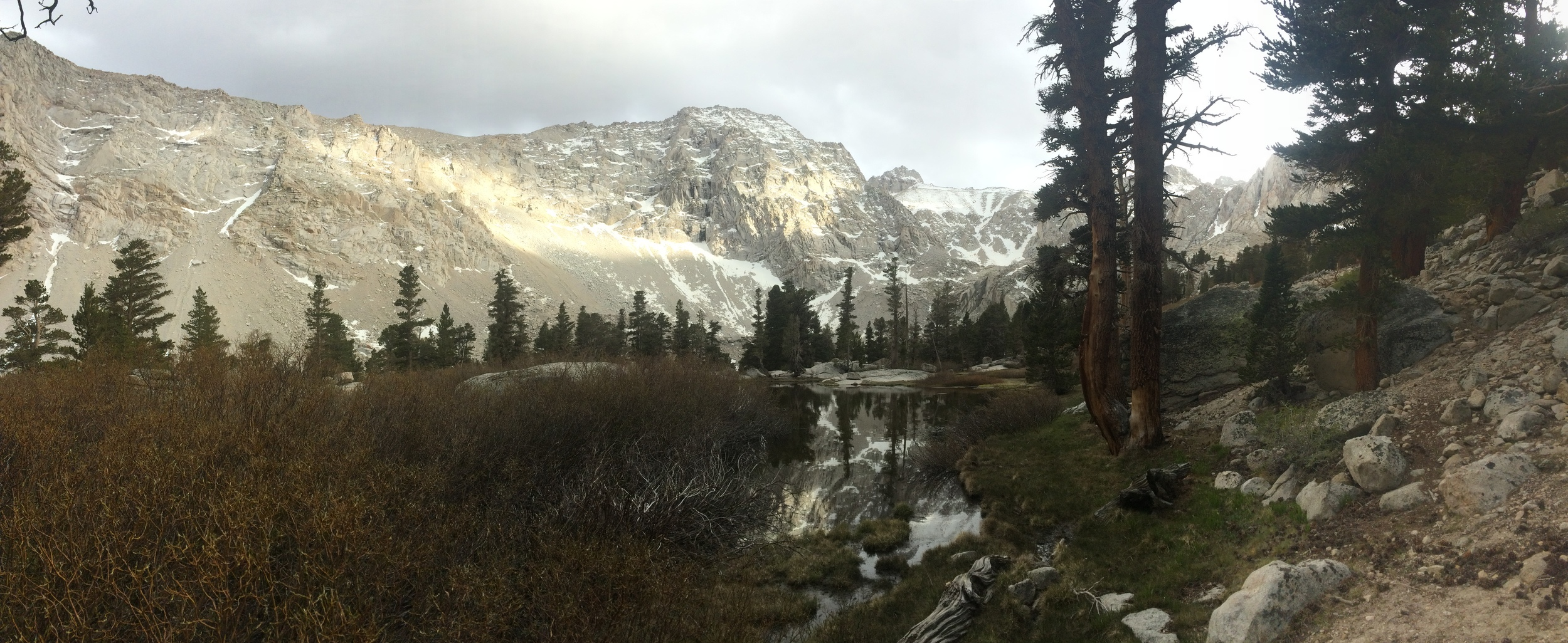 Grass Lake, Meysan Lake Trail, June 2015