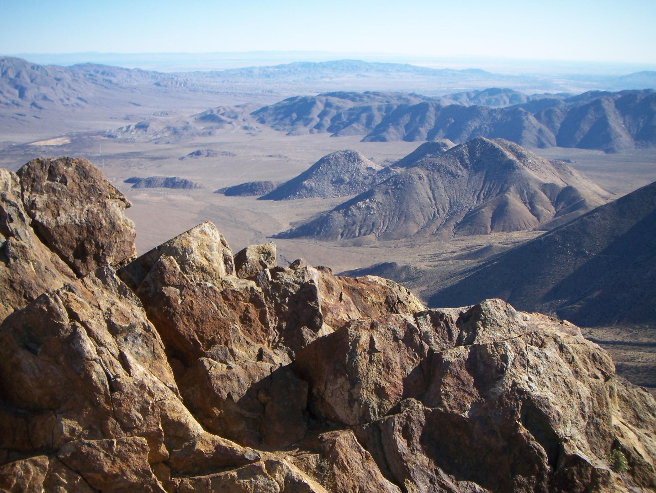 Summit Blocks, Garnet Peak