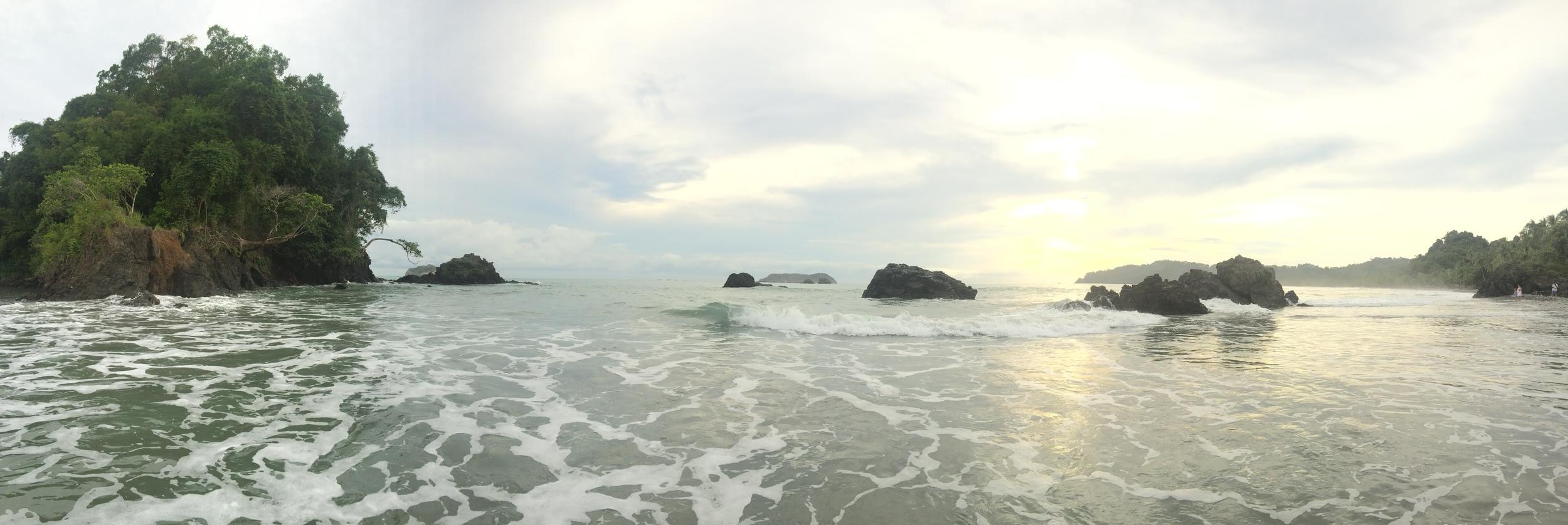 Playa Espadilla, Manuel Antonio National Park