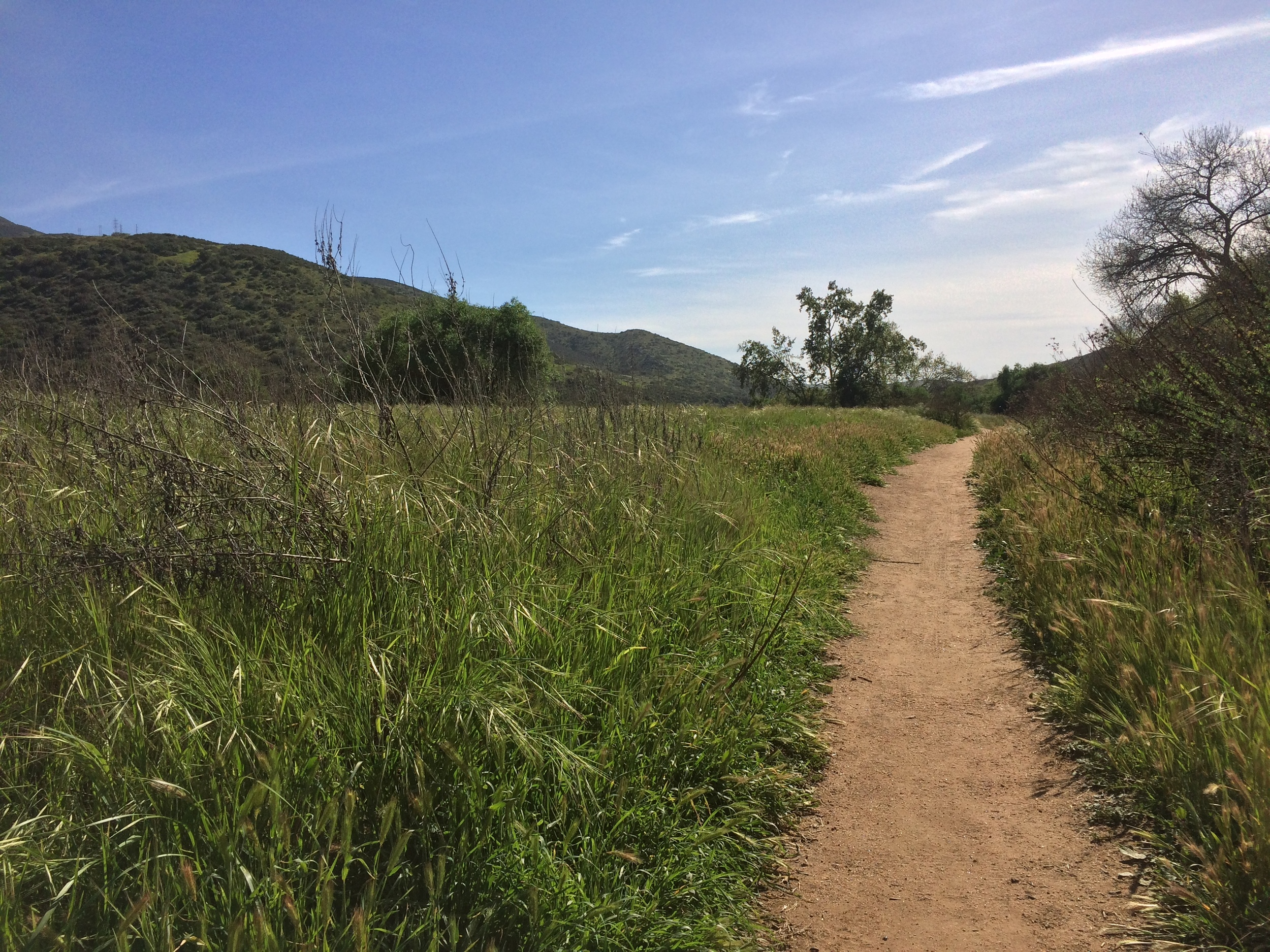 Sweetwater River Trail, San Diego National Wildlife Refuge