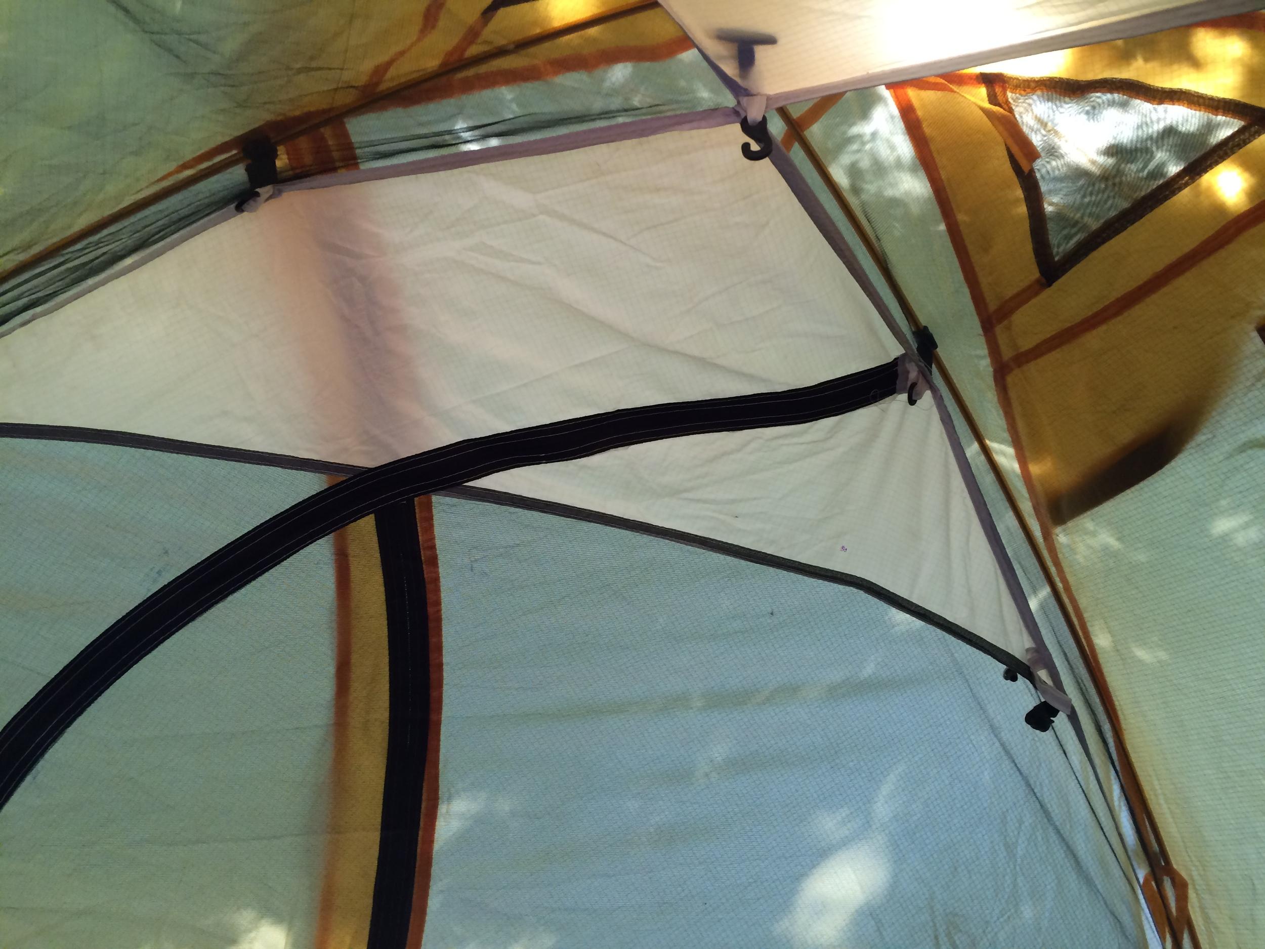 Interior, Tribe Provisions Adventure Tent II