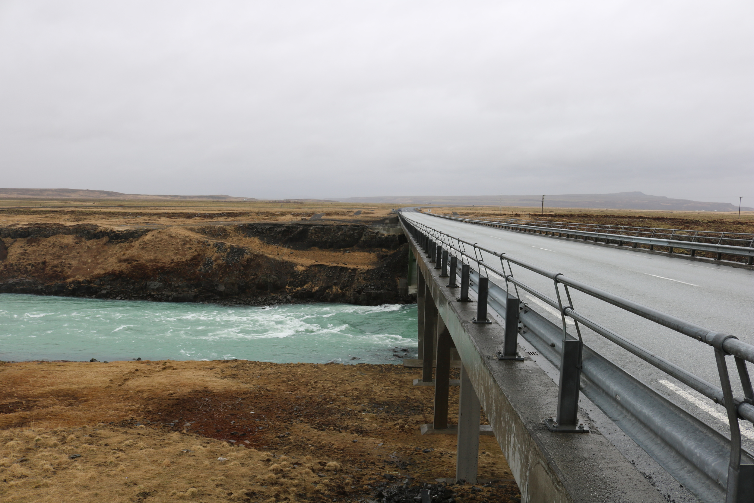 Iceland's scenery may be epic, but be sure to always stop off the road to take it all in.