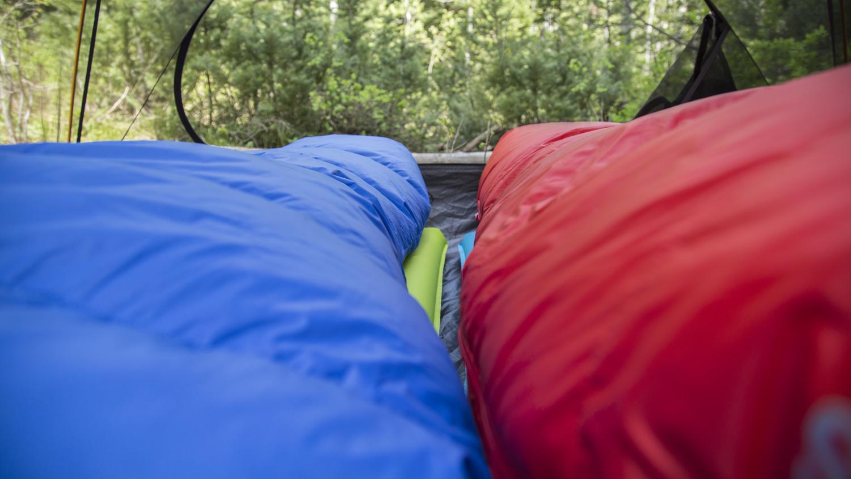 A comfortable good night's sleep - no longer a dream with TETON Sports' Altos 0