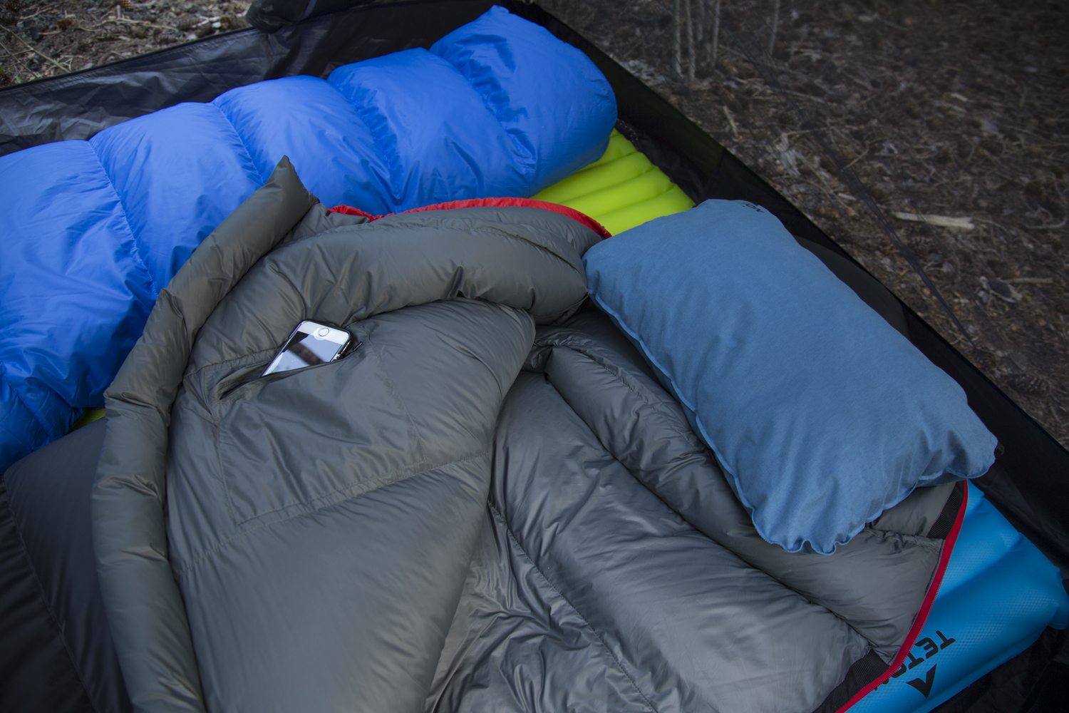The Altos 0 performs well and is lightweight enough for almost any trek.