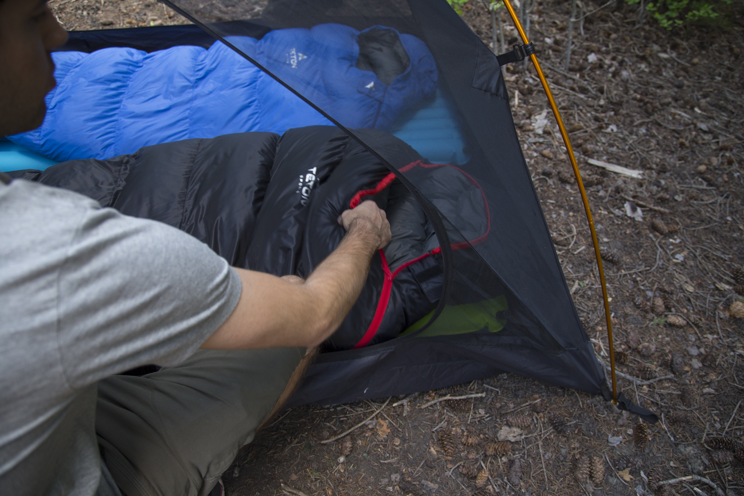The Altos 0 is a workhouse bag that performs and lasts well after multiple nights and multiple uses.