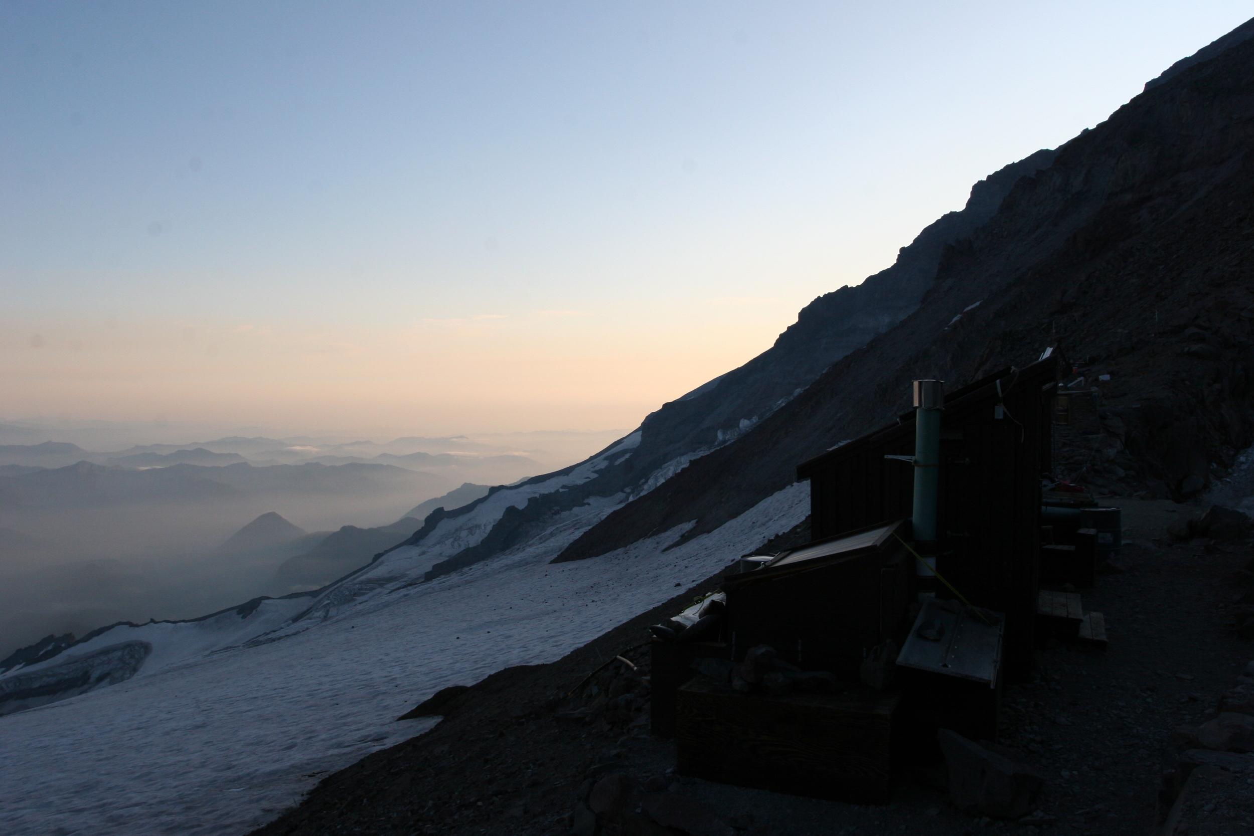 Mount Rainier, Mount Rainier National Park
