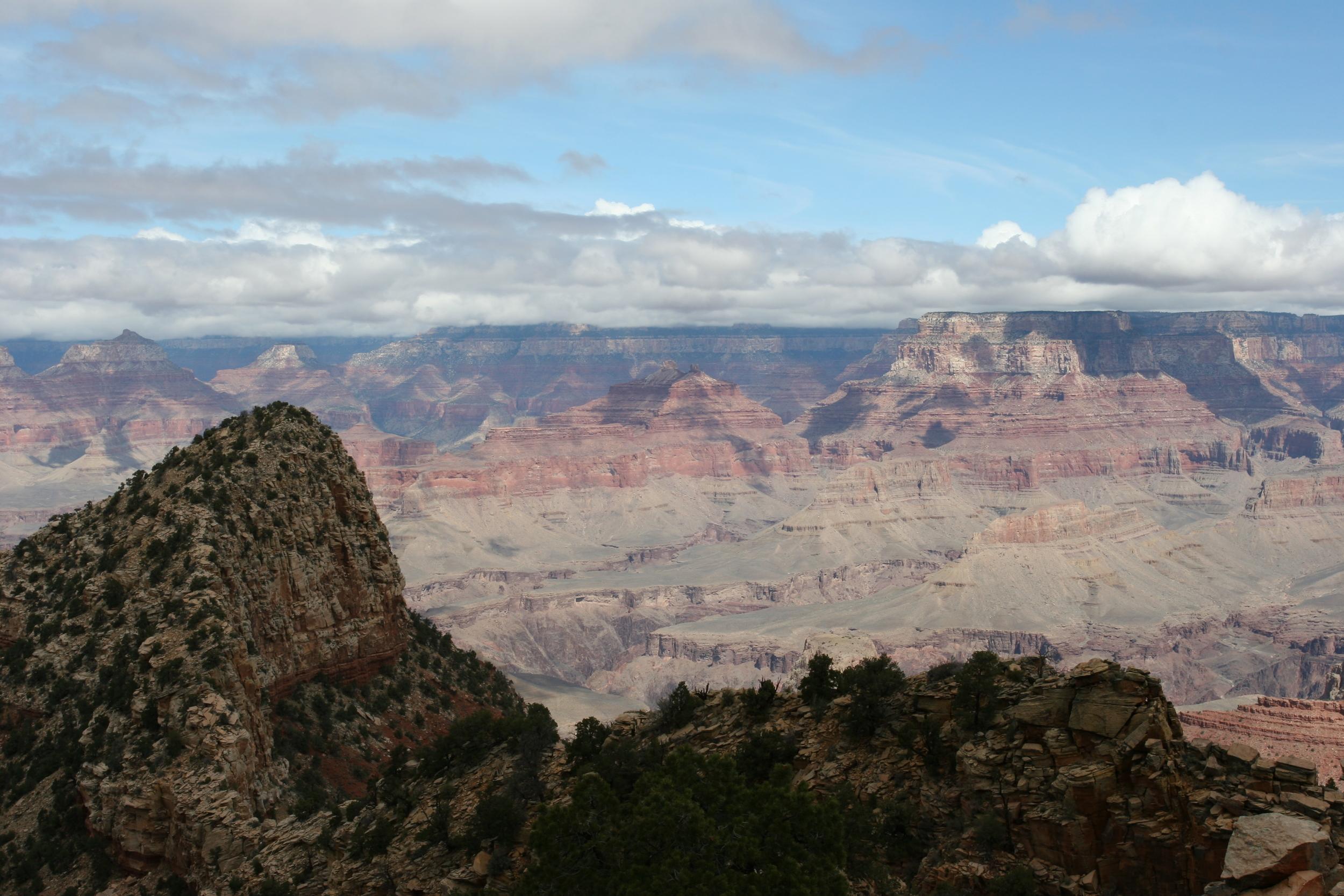 Grand Canyon, Grand Canyon National Park
