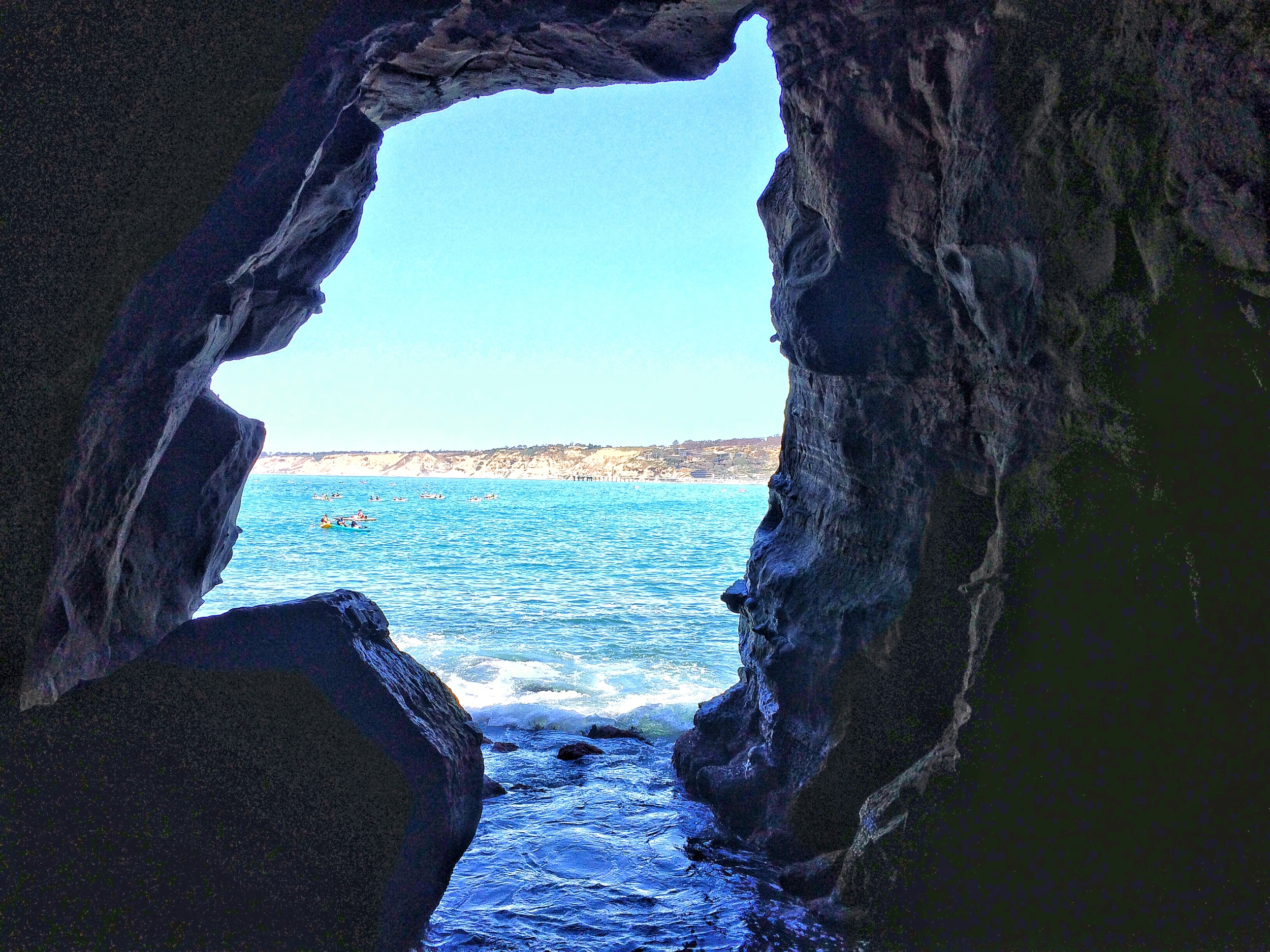 The Sunny Jim Cave is a great microadventure in San Diego.