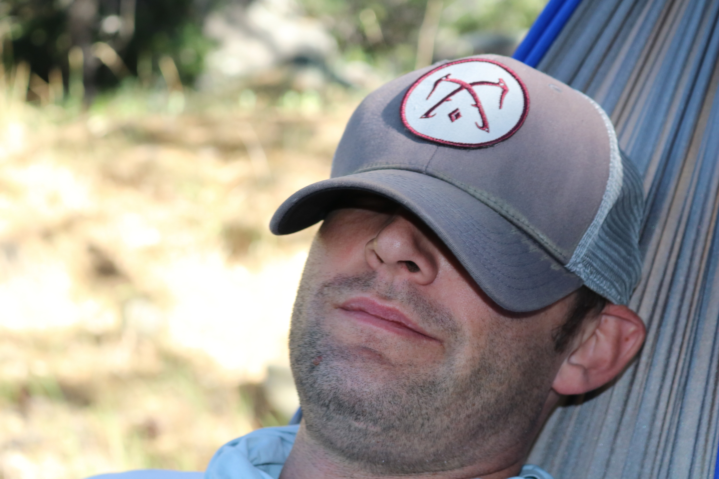 Nothing beats a mid-hike or mid-trek nap in a hammock alongside the trail.