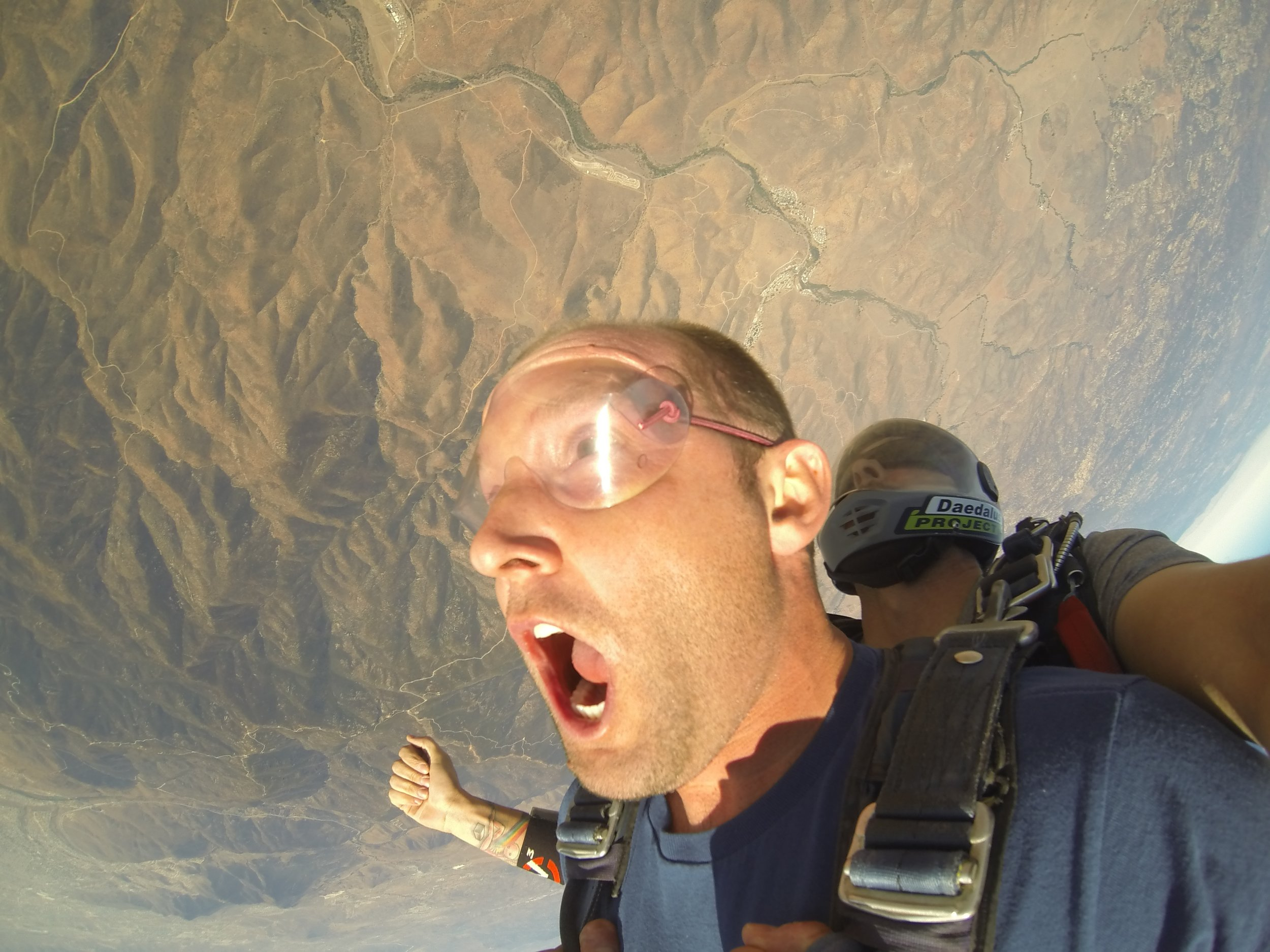 The exhilarating experience of Skydive San Diego