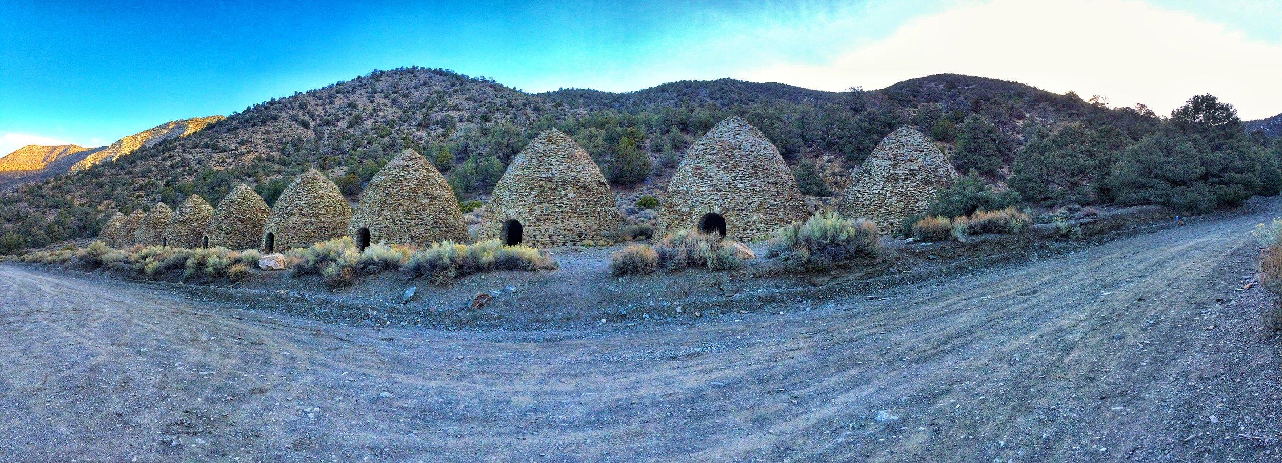 Charcoal Kilns, Death Valley
