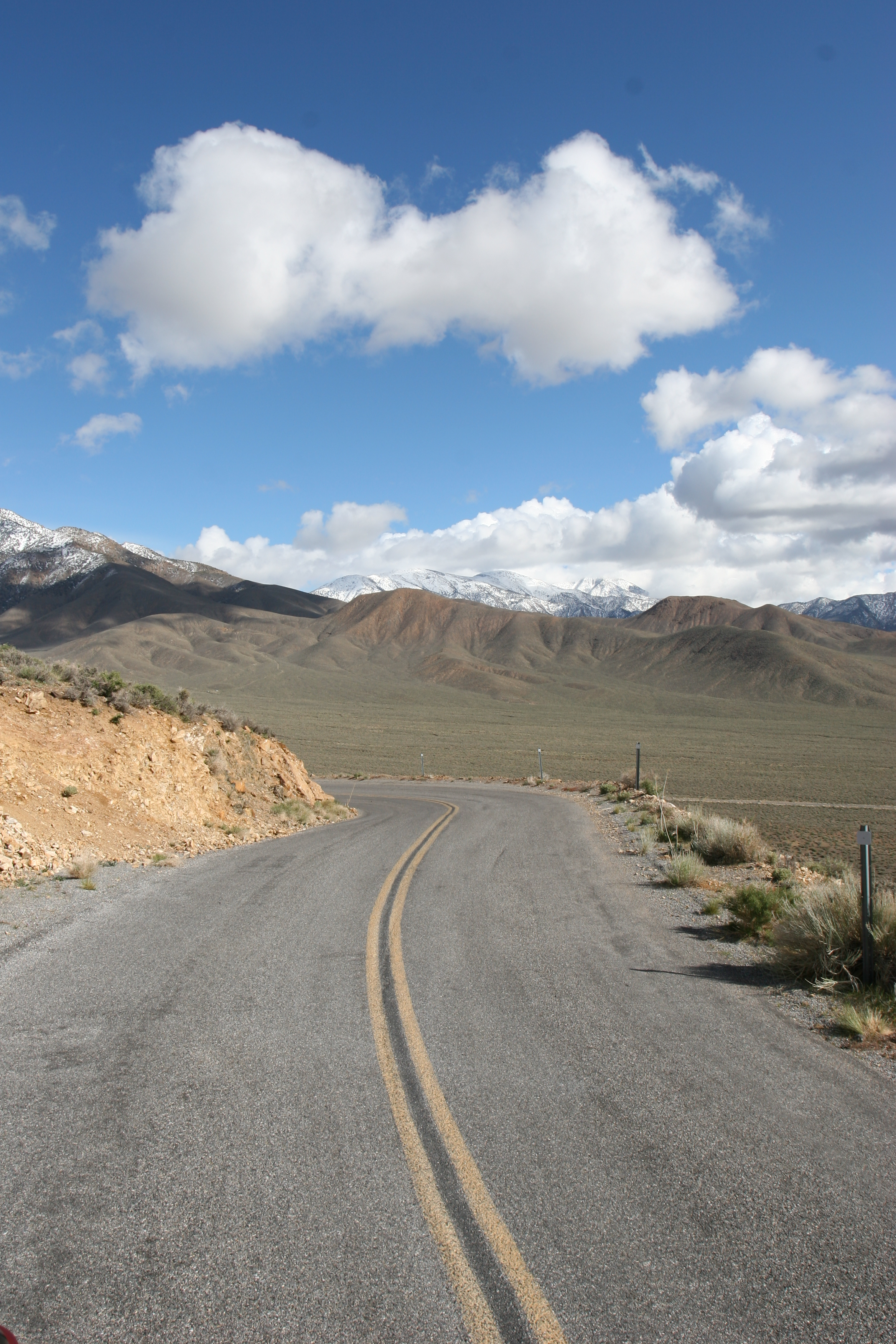 The views from Emigrant and Wildrose Canyon Roads are worth the time to explore when in Death Valley.