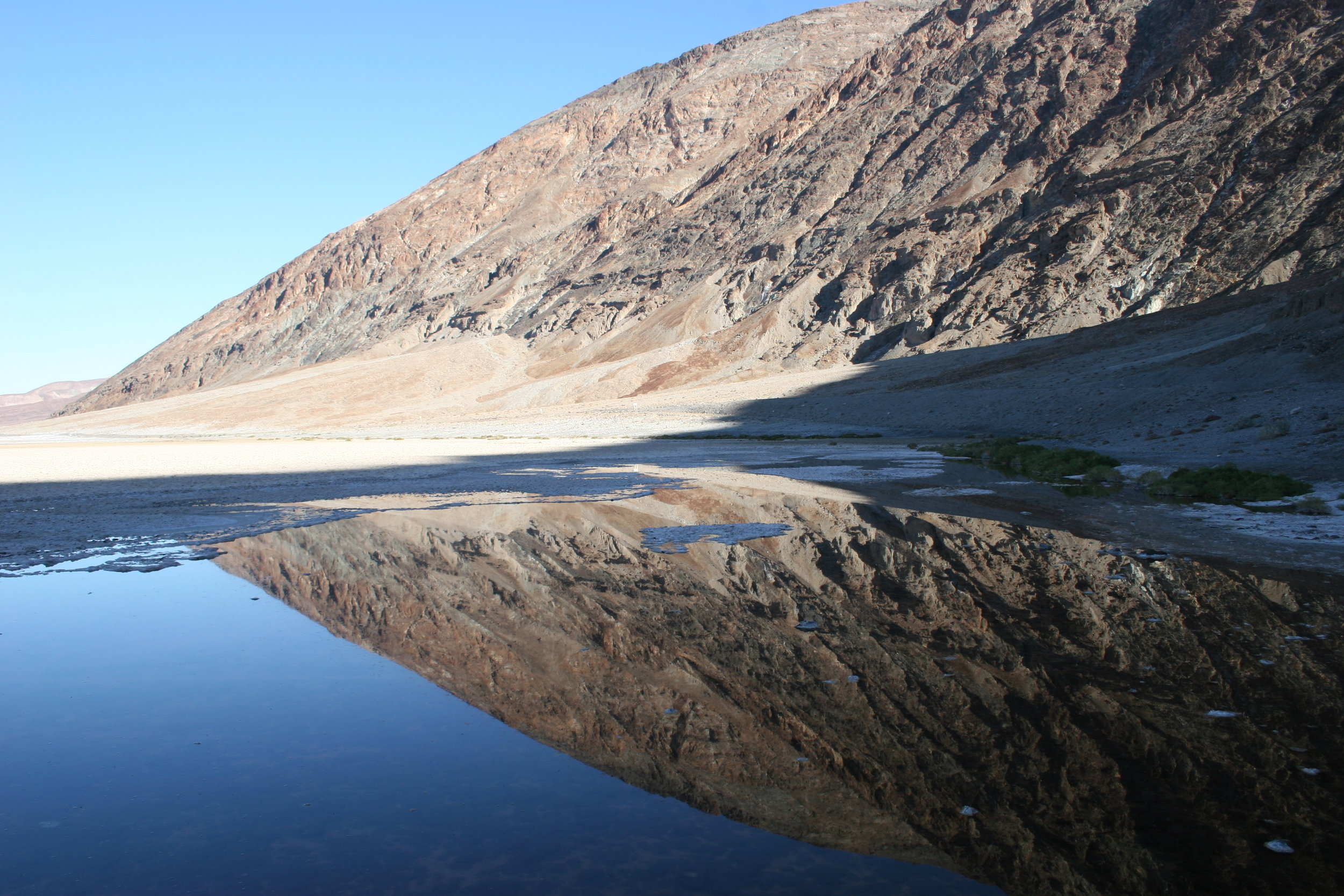 Badwater is an iconic spot in Death Valley, and the lowest point in North America