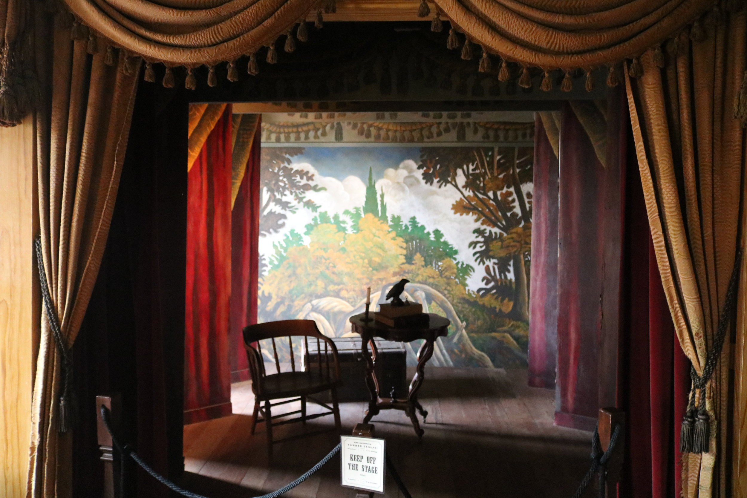 The Whaley House Theater