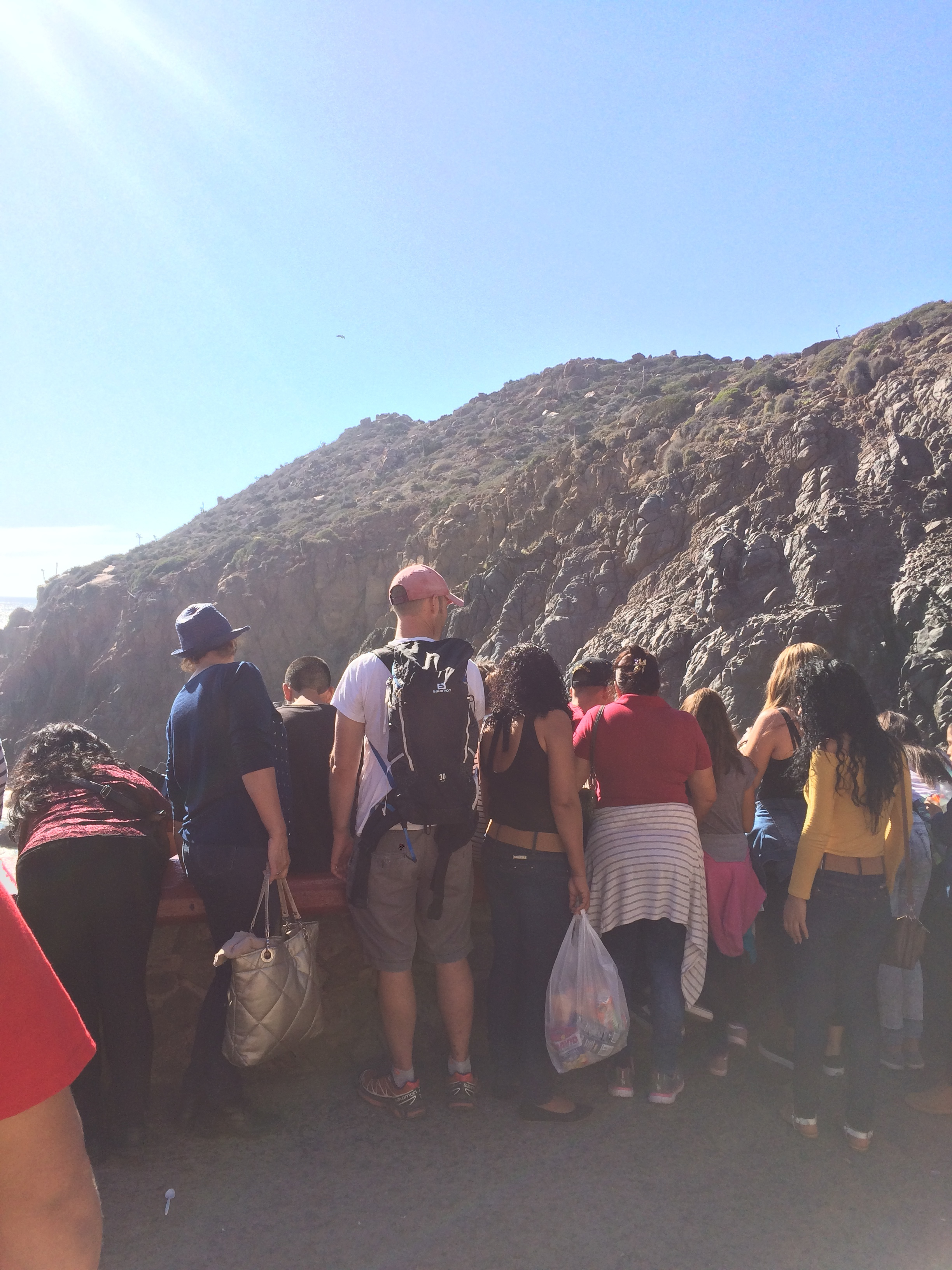 La Bufadora has been and continues to be one of Ensenada's most popular attractions.