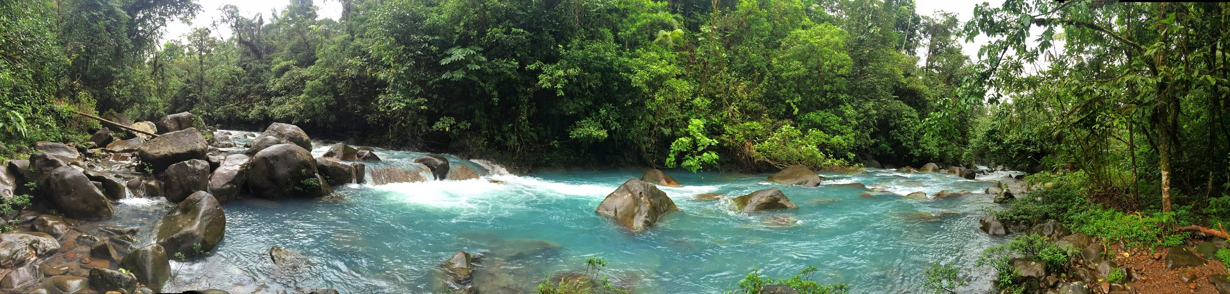 For the adventurous traveler, the Rio Celeste is a stunning sight to behold in the northern region of Costa Rica.