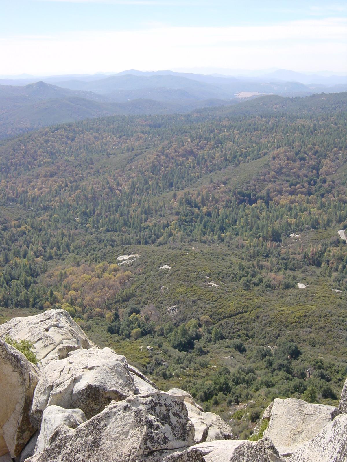 Summit view, Stonewall Peak