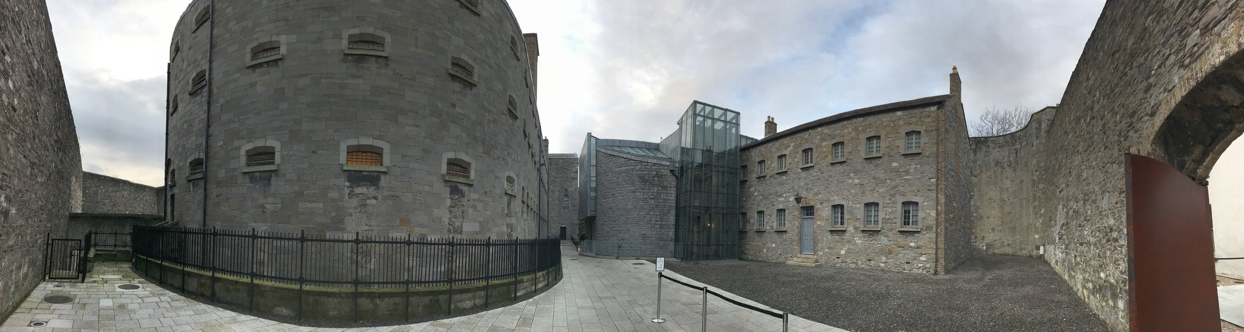 Kilmainham Gaol is the largest unoccupied prison in Europe, and is now a museum that covers the seminal moments in Irish history.