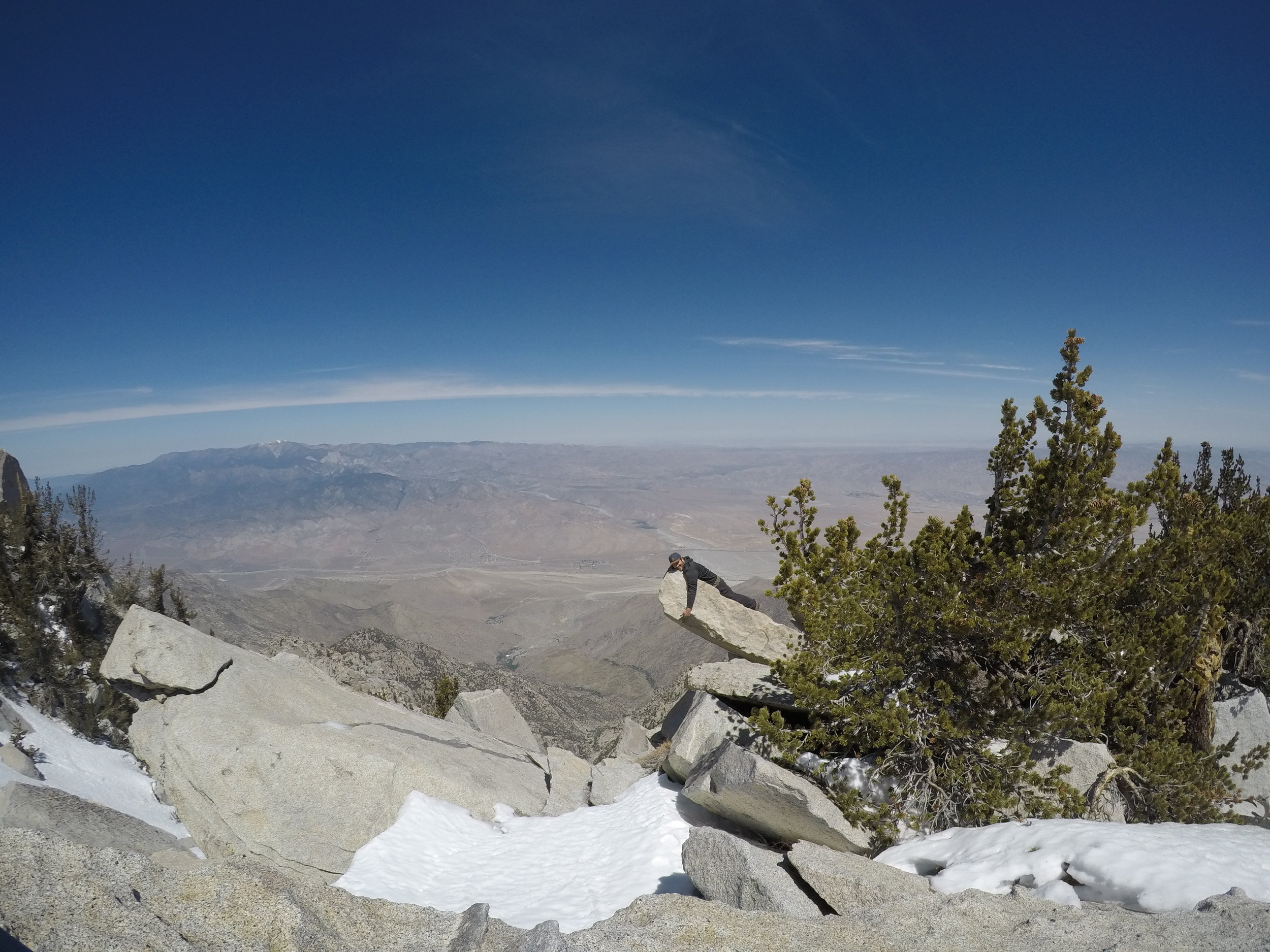 No matter when one climbs the peak, it is always an excellent - and relaxing experience.