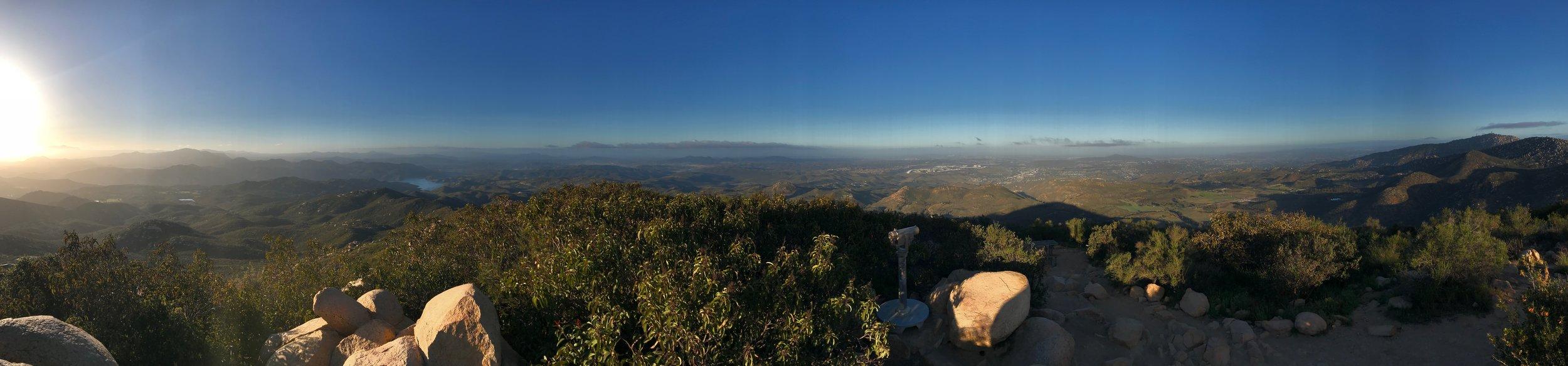 Summit Views, Iron Mountain