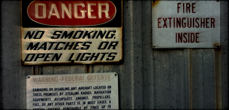 Warning preset