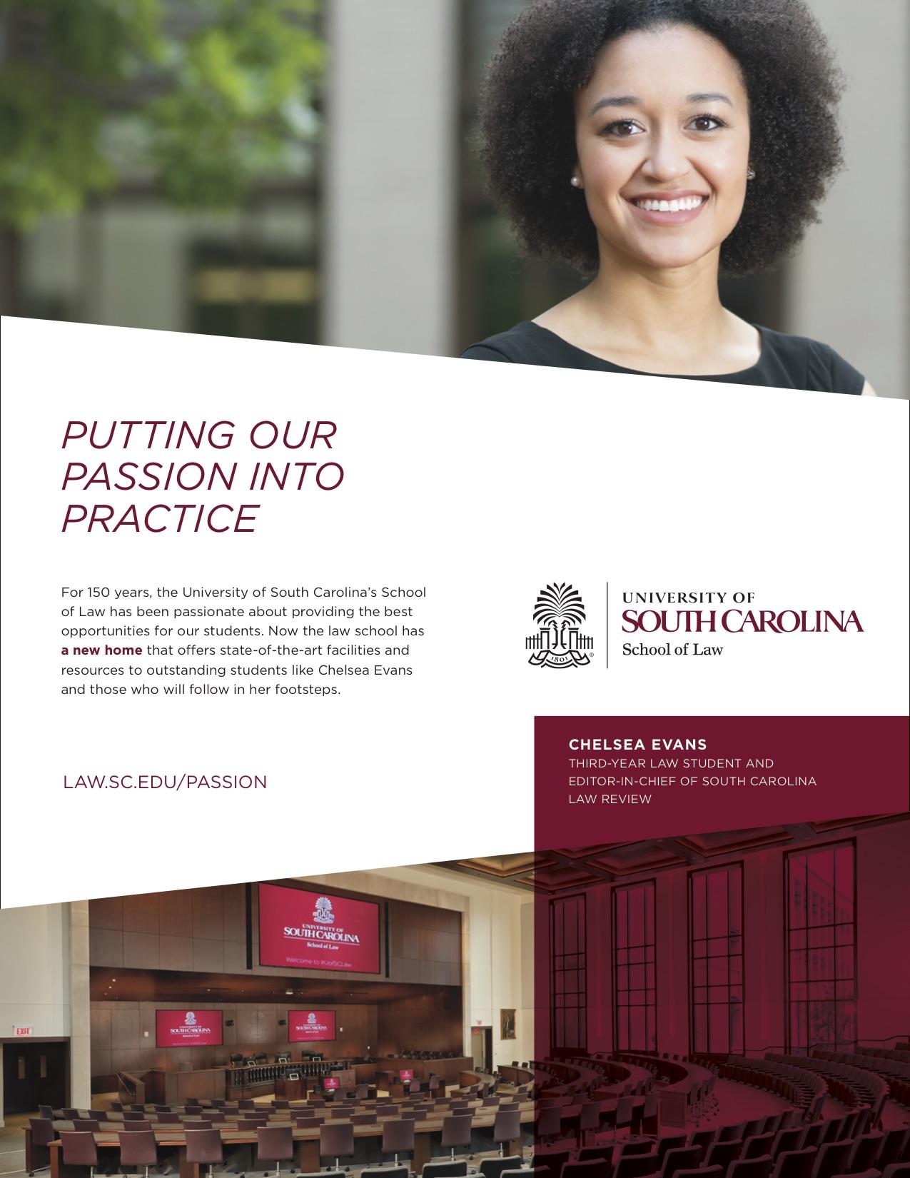 USC Law School Ad Campaign