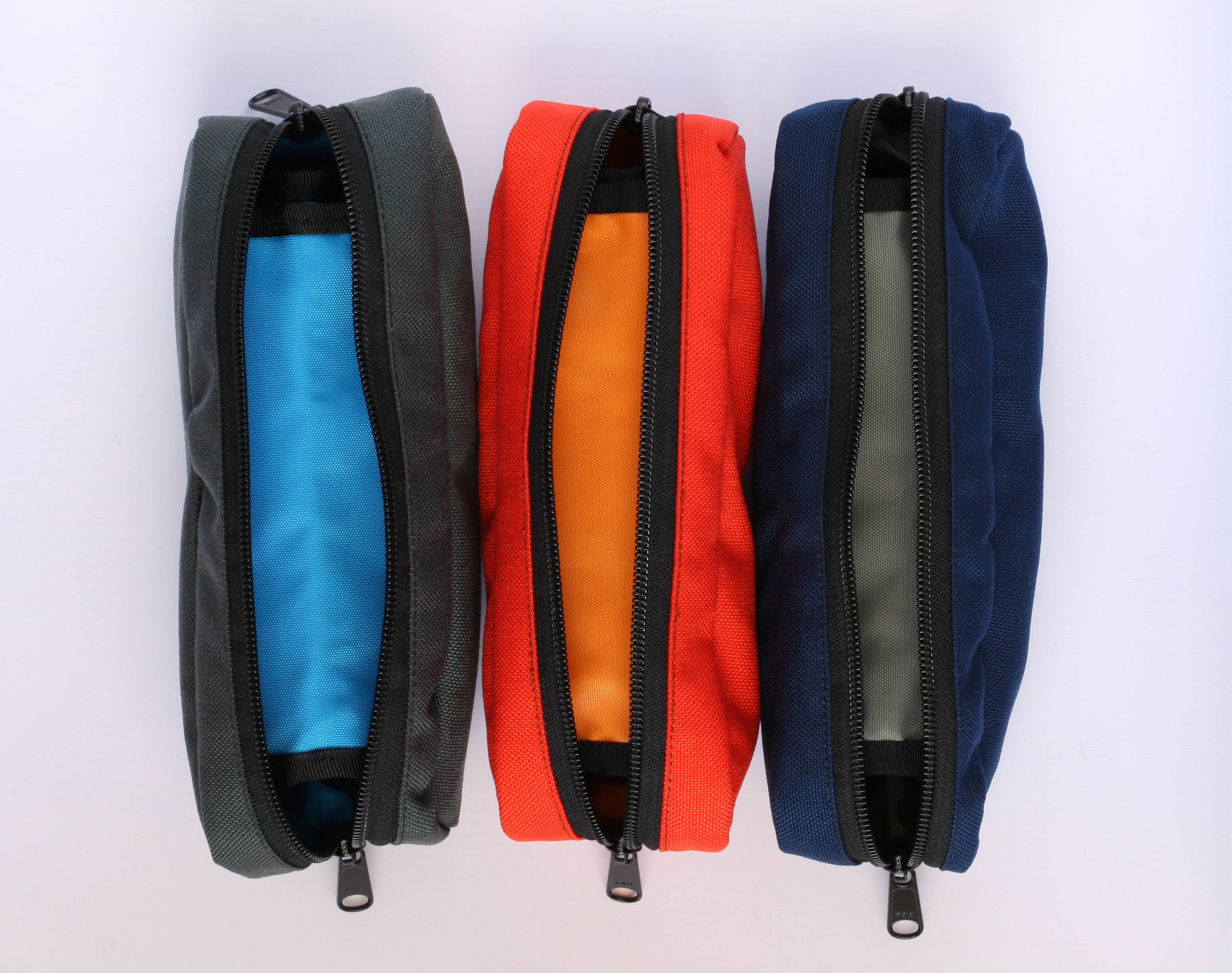 The Brasstown - Our Zip Roll Pen Case