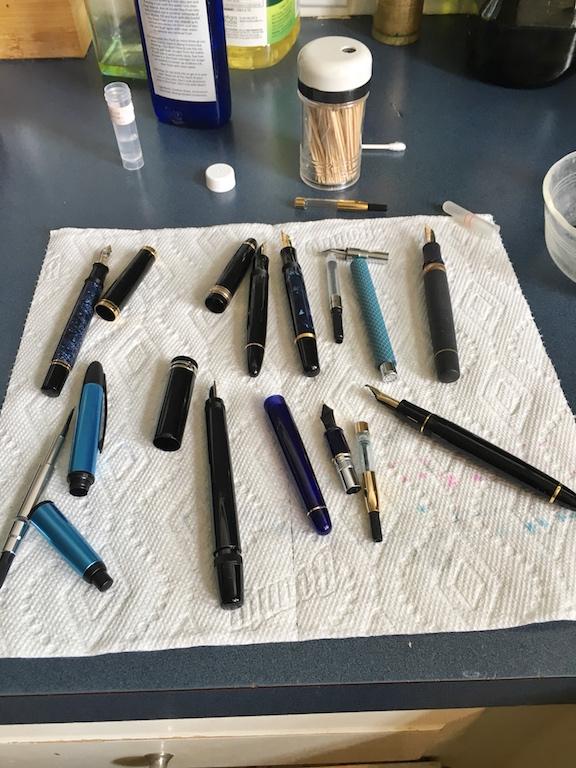Zen and the Art of Fountain Pen Maintenance — The Pen Addict