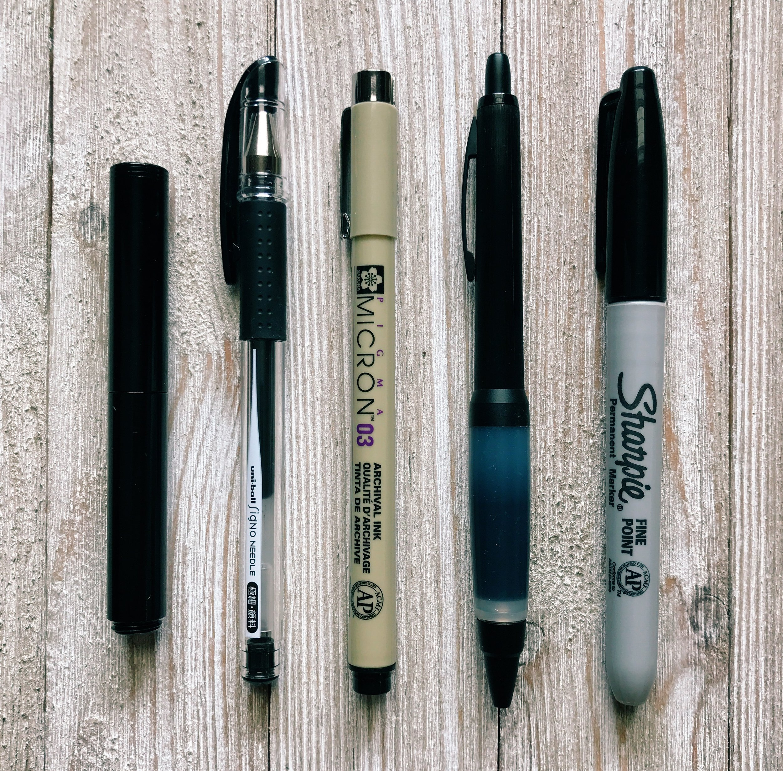 The newest list: Top 5 Most Useful Pens