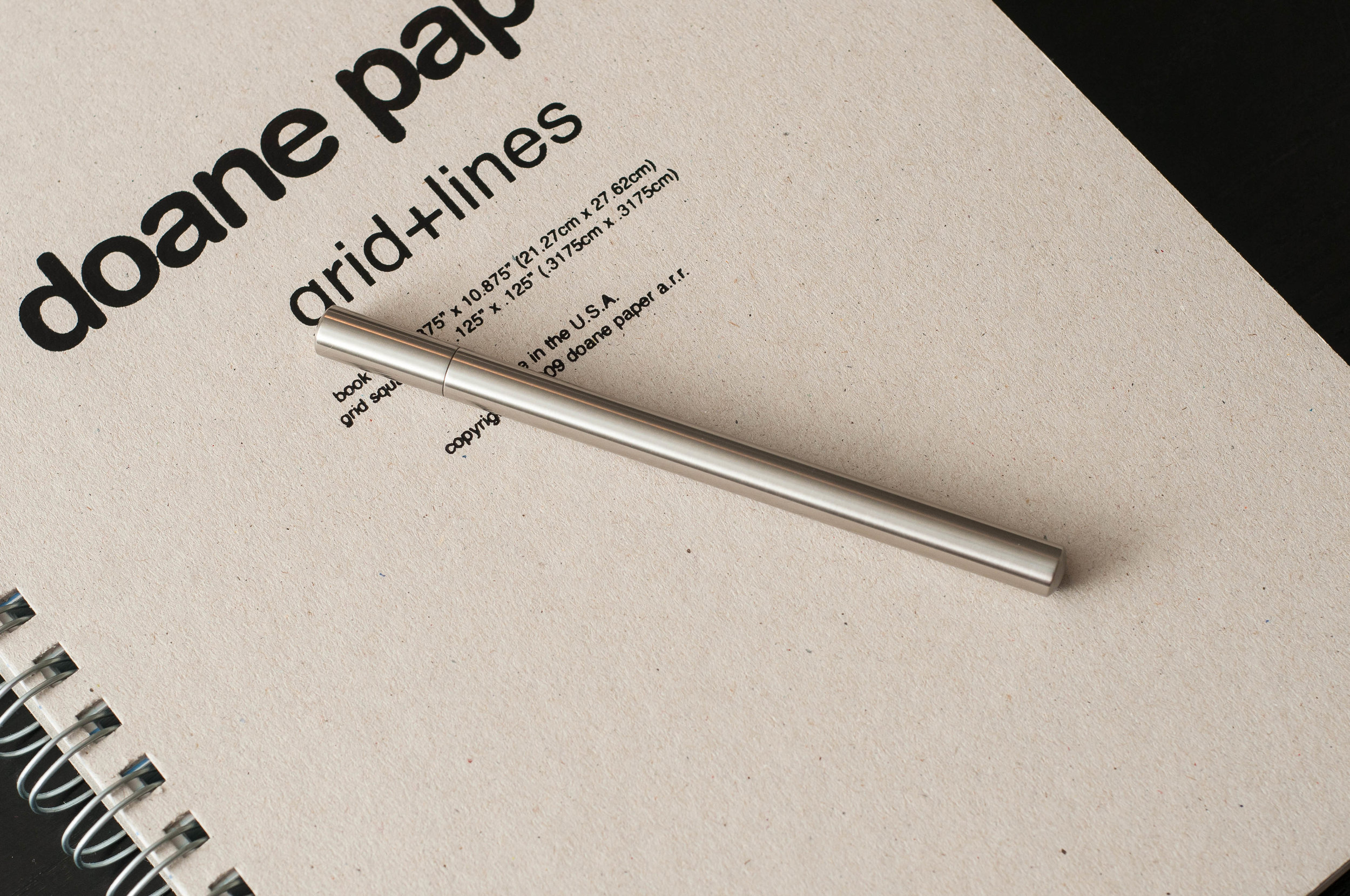 ATELEIA Stainless Steel Pen