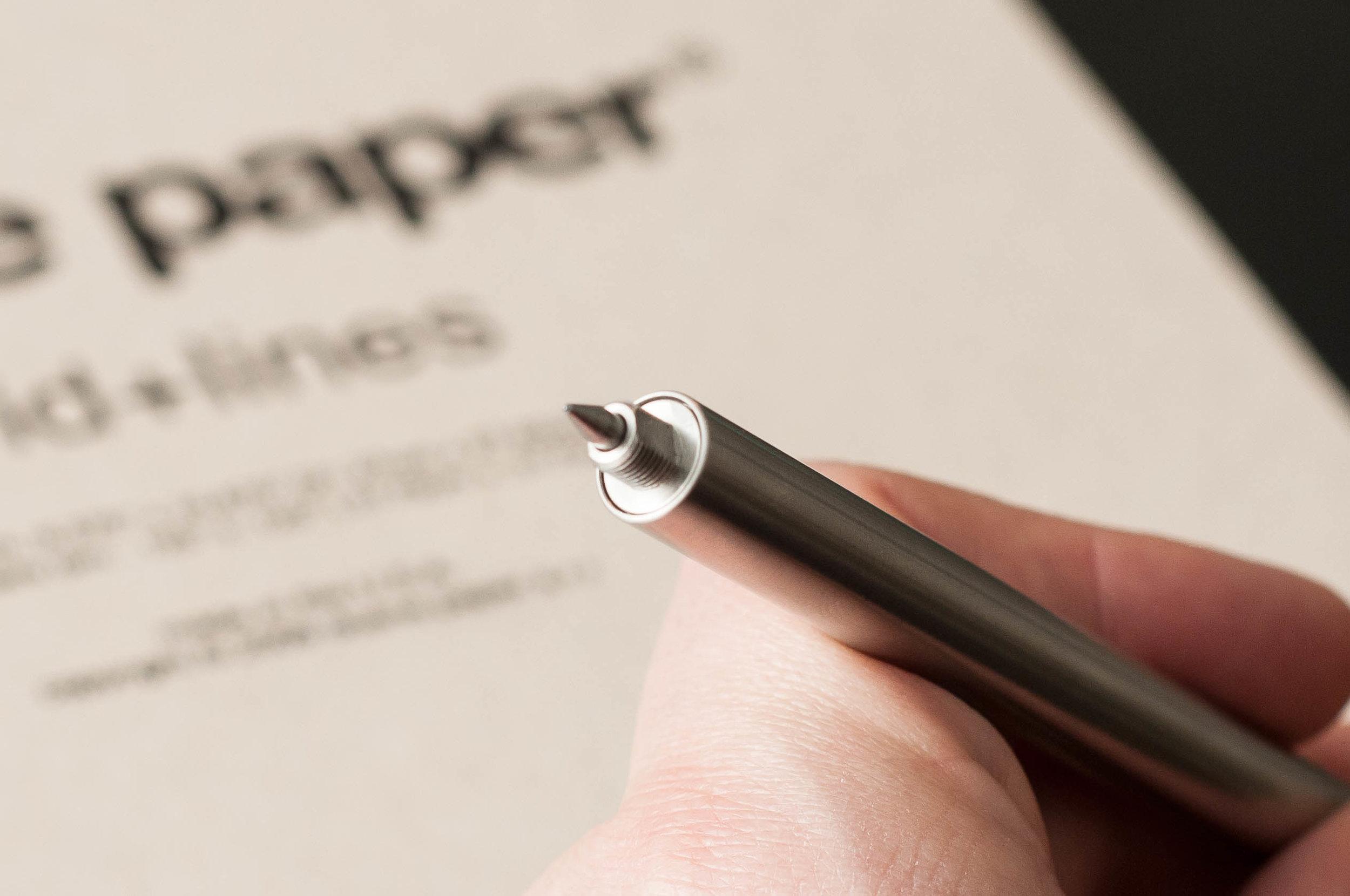 ATELEIA Stainless Steel Pen Tip
