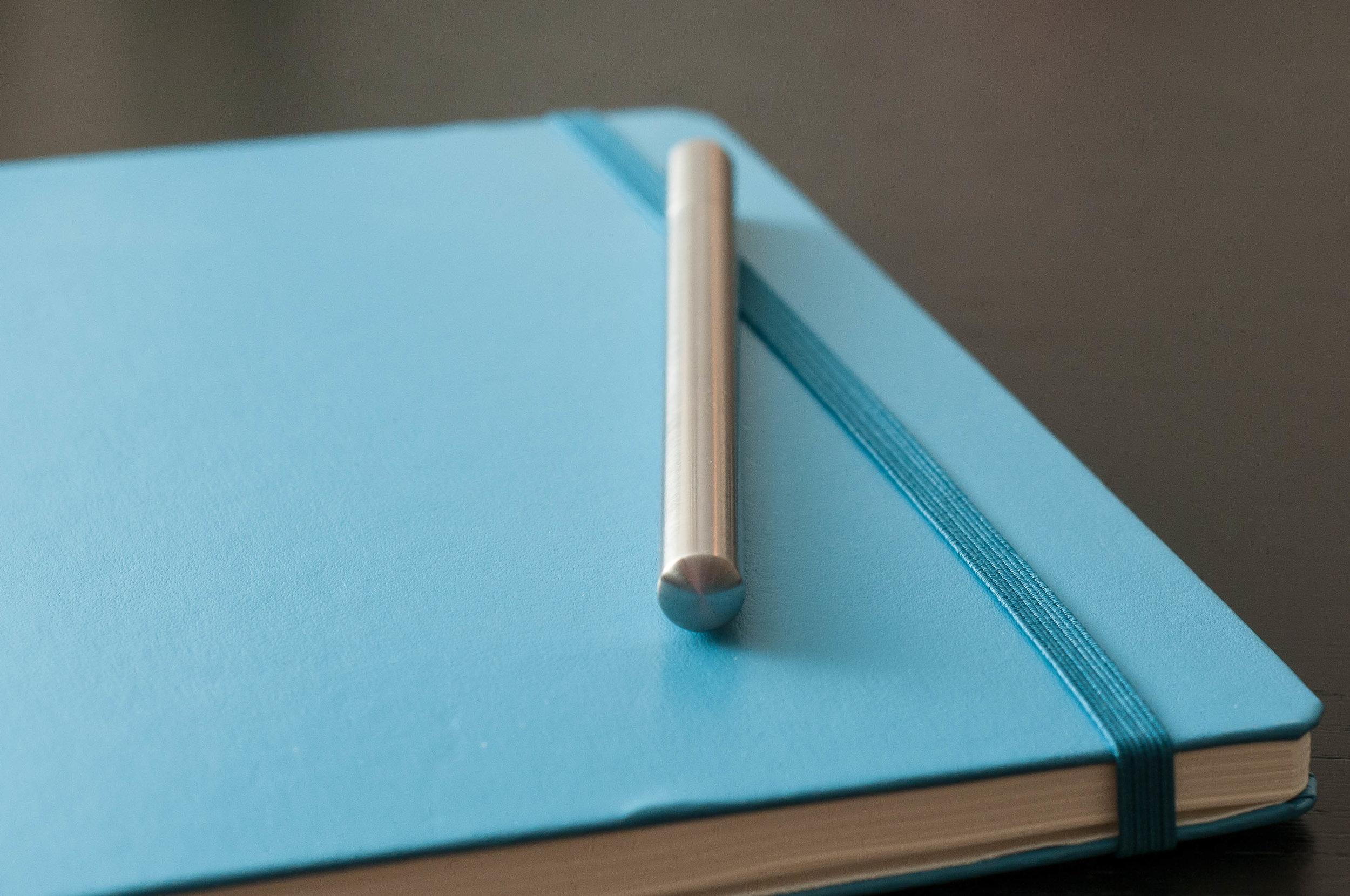 ATELEIA Stainless Steel Pen Review
