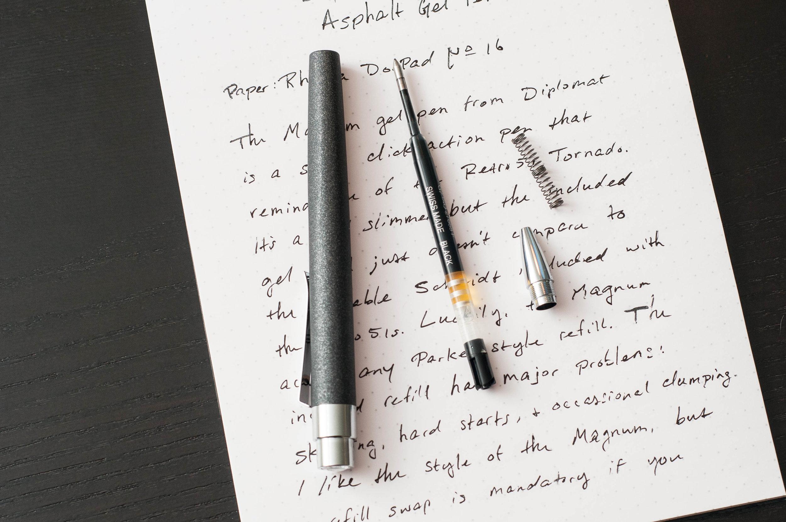 Diplomat Magnum Gel Pen Refill