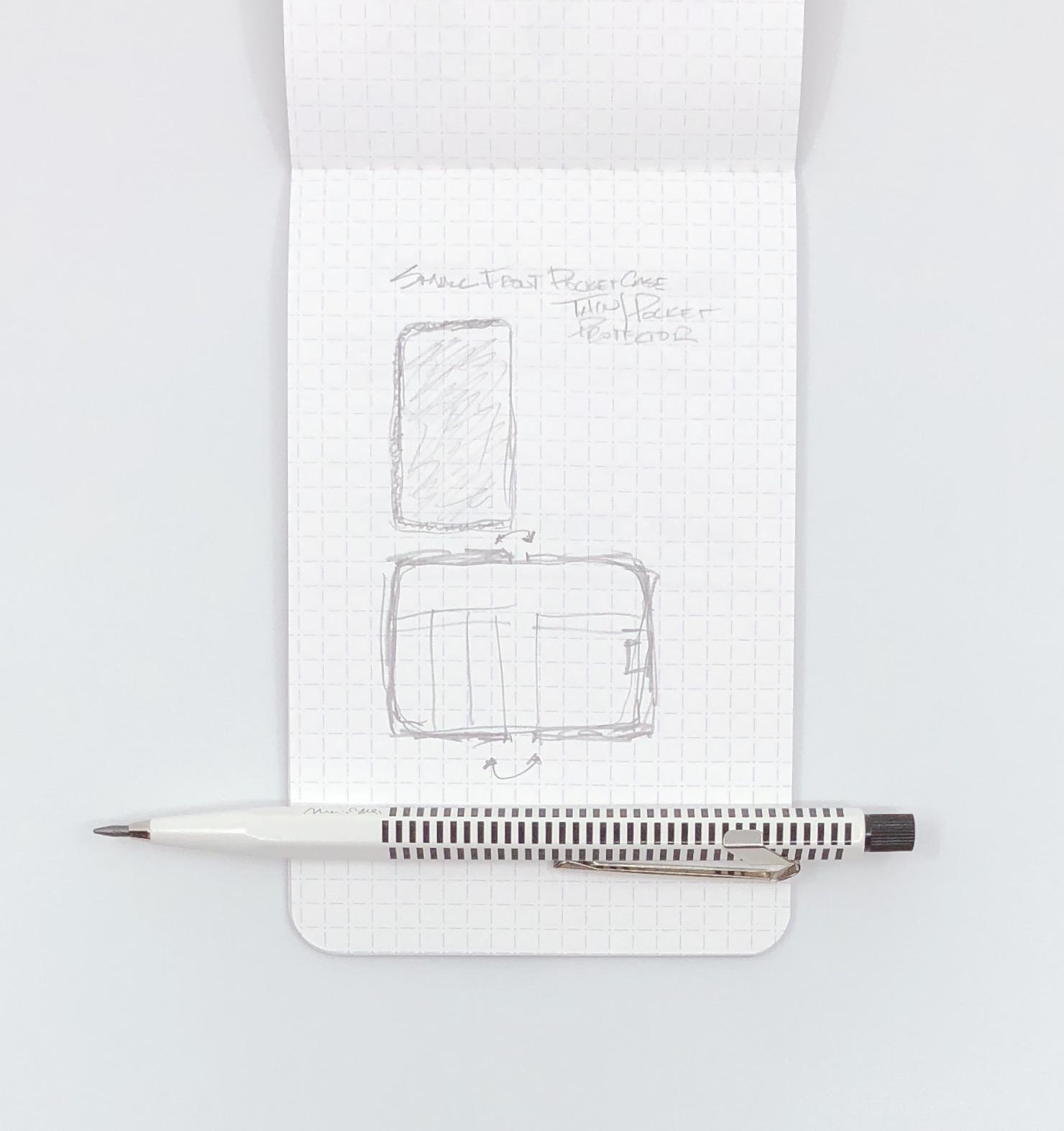 Caran d'Ache Fixpencil Sketch