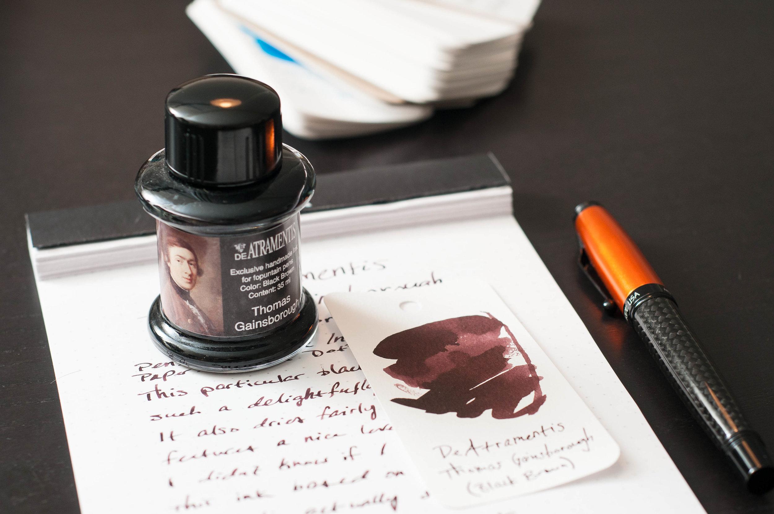 DeAtrementis Gainsborough Ink