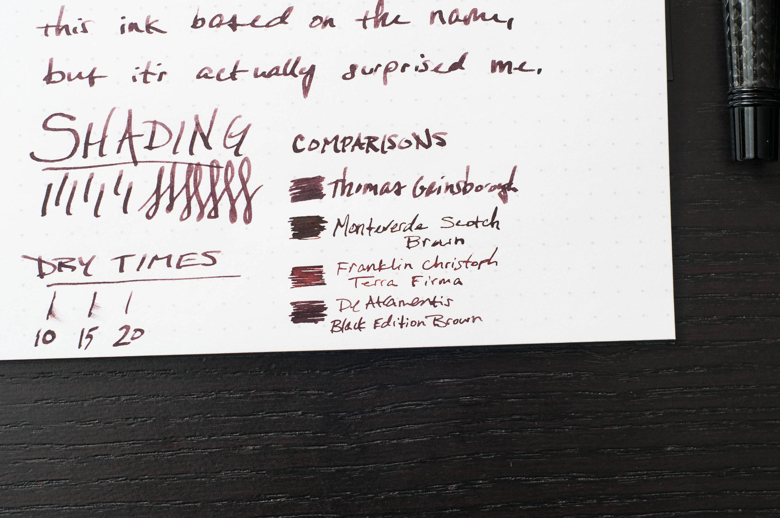 DeAtrementis Gainsborough Ink Shading