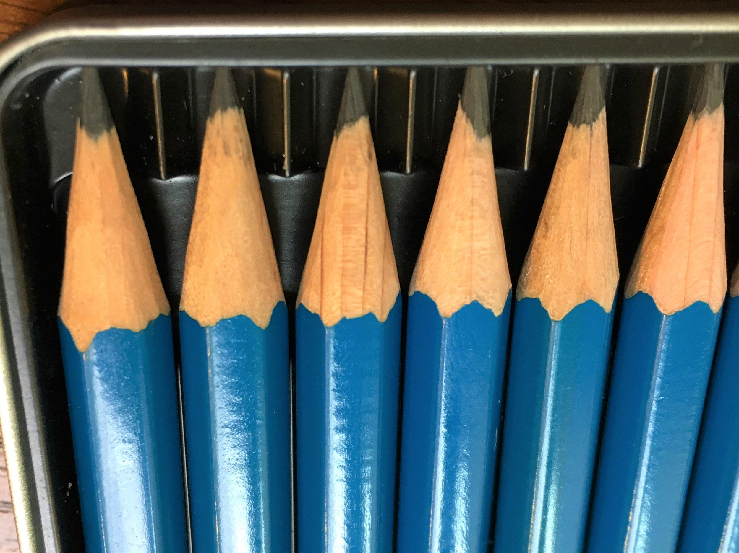 Staedtler Mars Lumograph Pencil Box