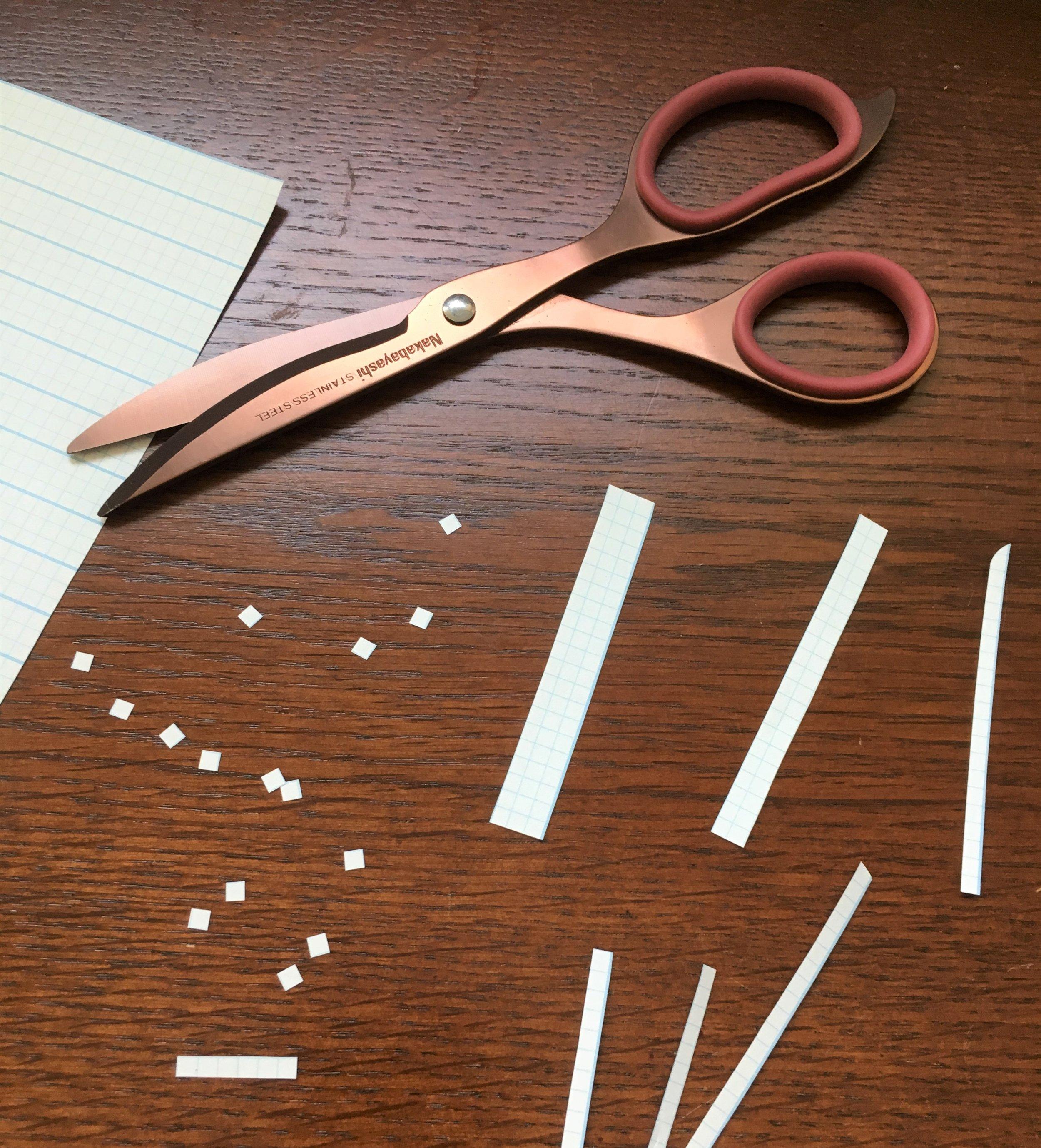 Nakabayashi Hikigiri Slim Scissors Blade