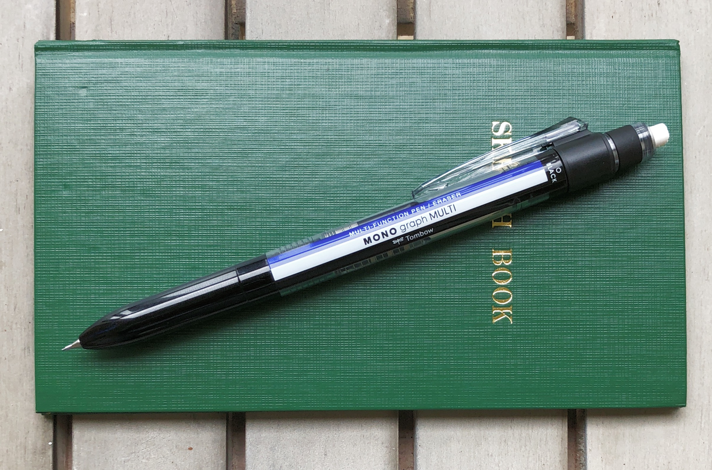 Tombow Mono Graph Multi Pen Review