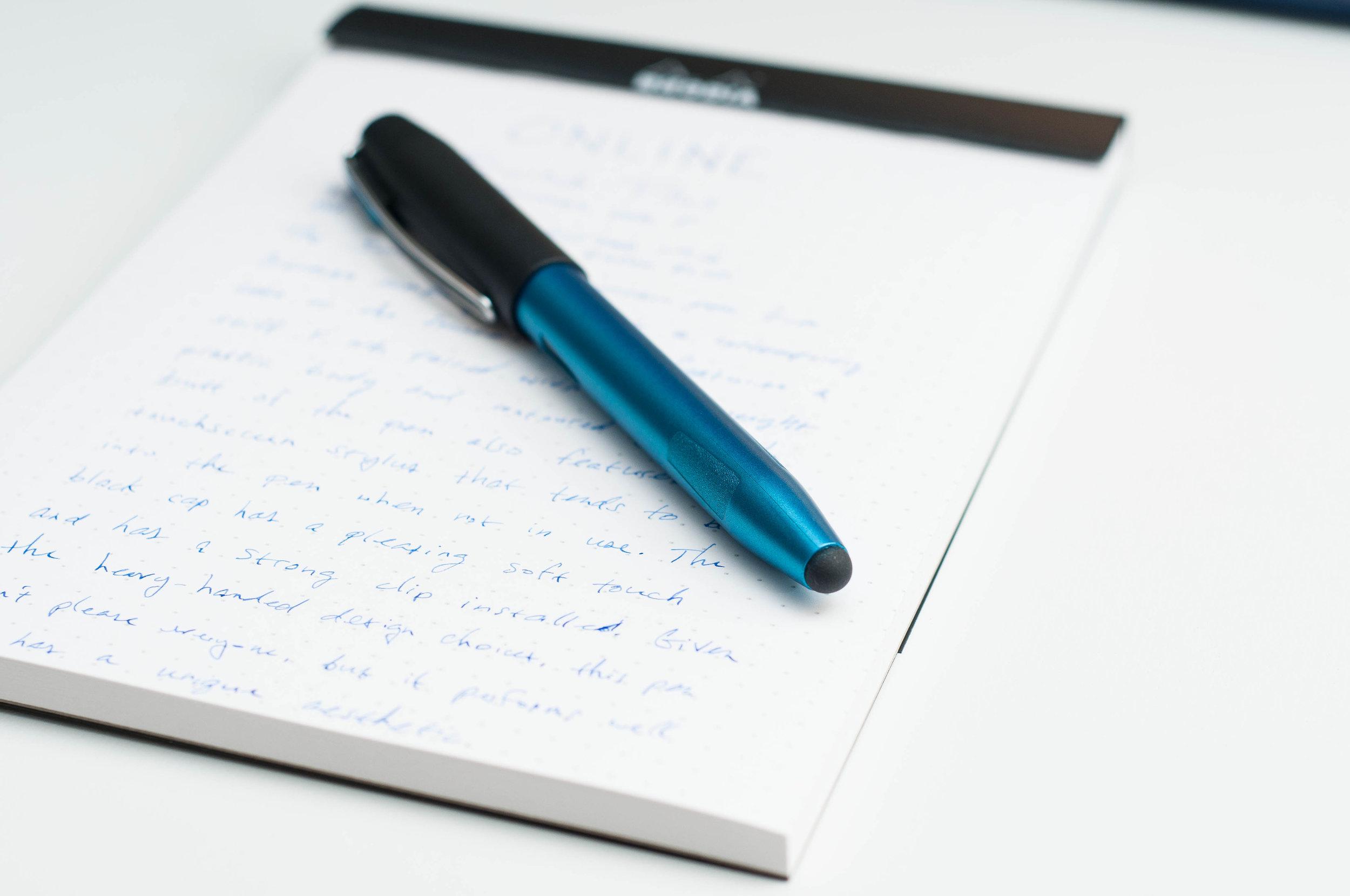 Online Switch Plus Fountain Pen Stylus