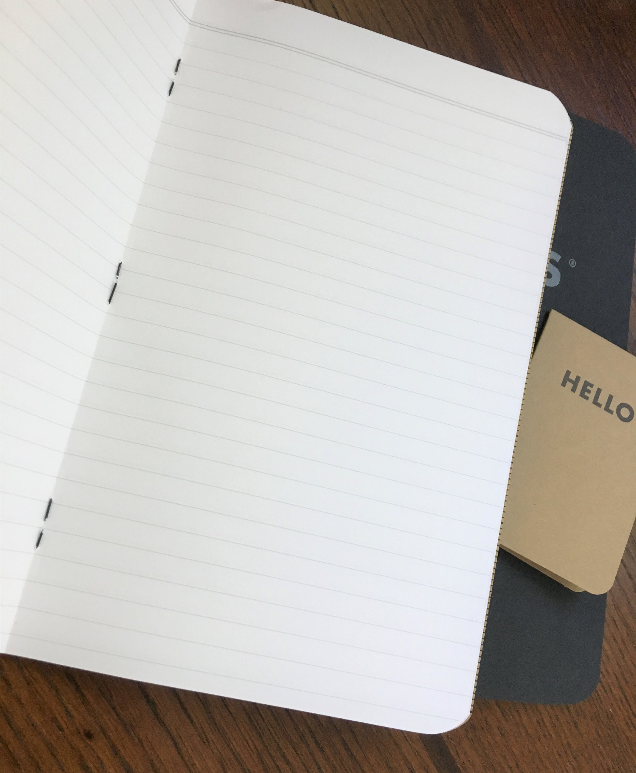 Field Notes Staples