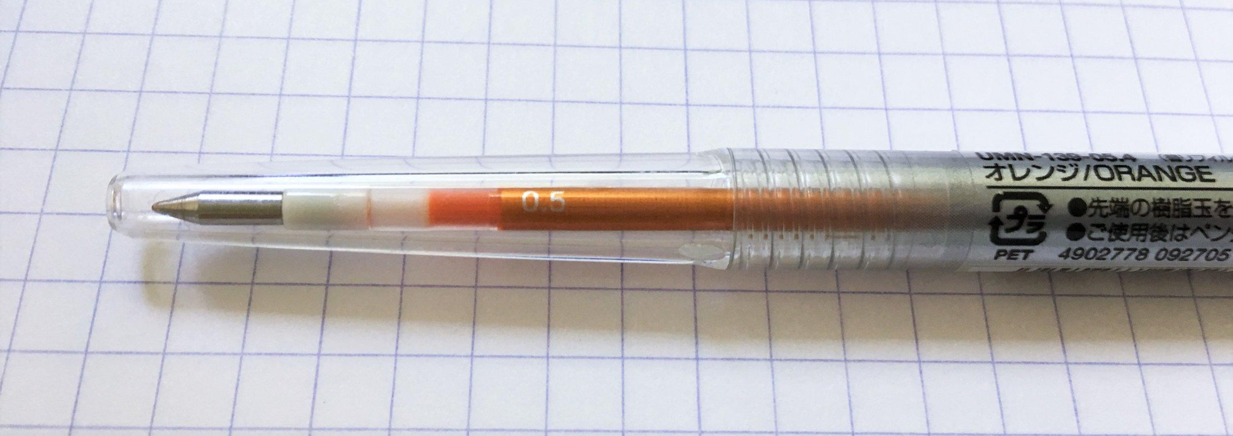 Uni Style Fit Single Color Gel Pen Grip
