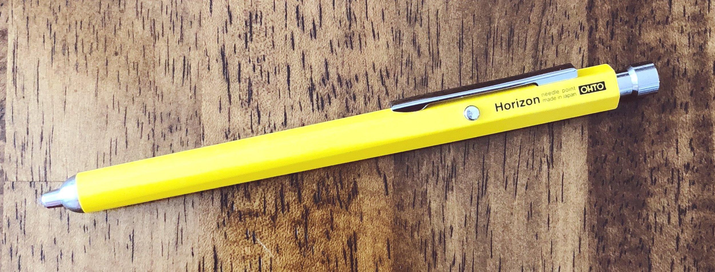 Ohto Horizon EU Ballpoint Pen