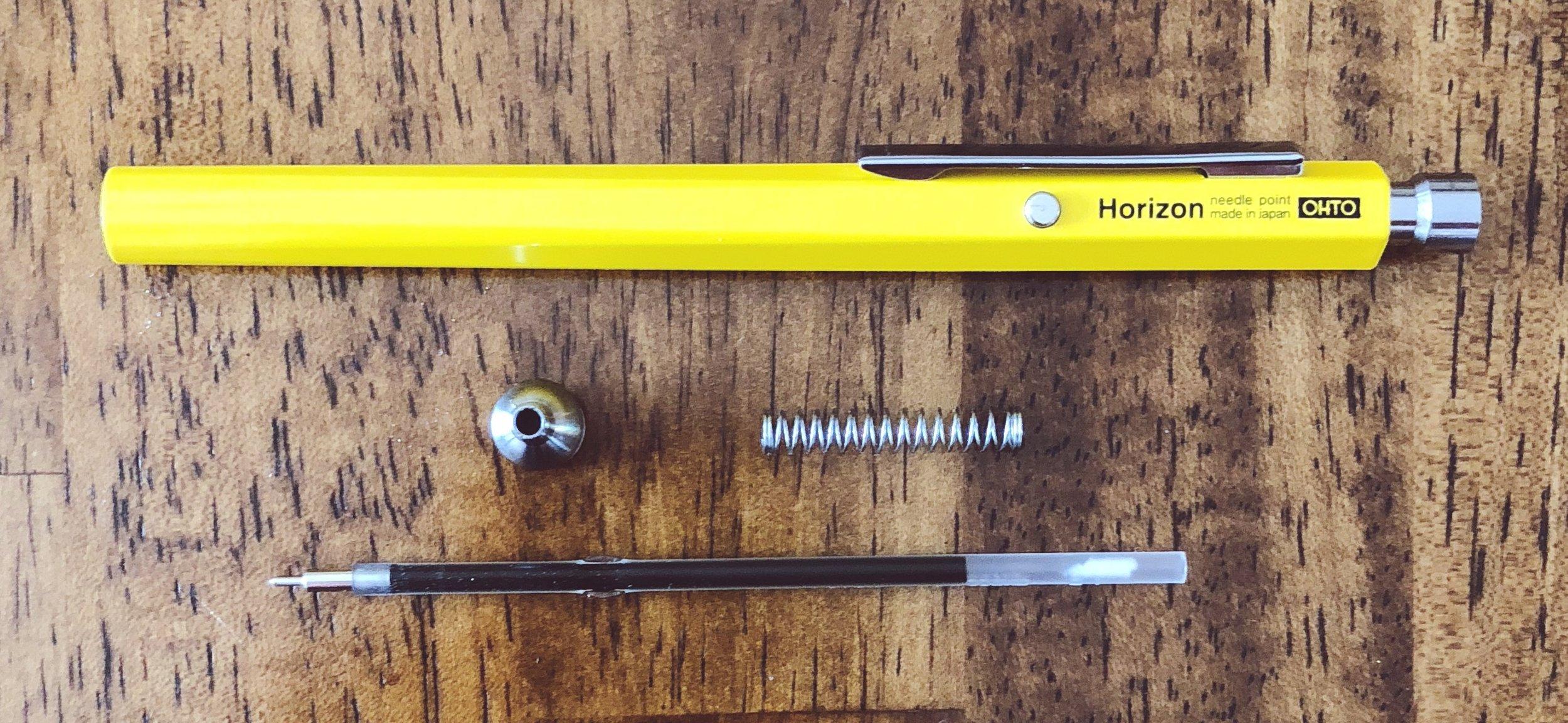 Ohto Horizon EU Ballpoint Pen Refill