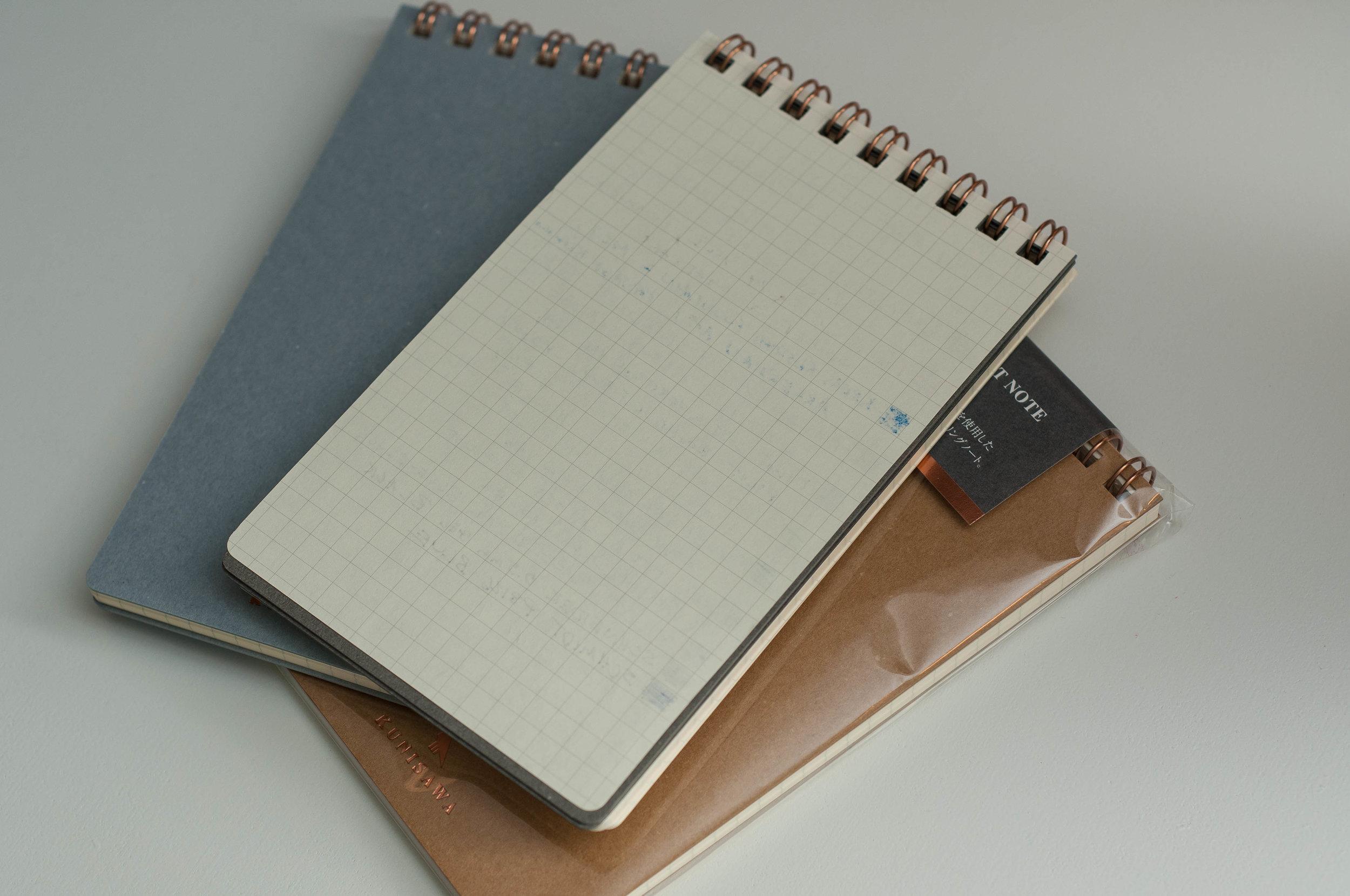 Kunisawa Find Pocket Notebook Back